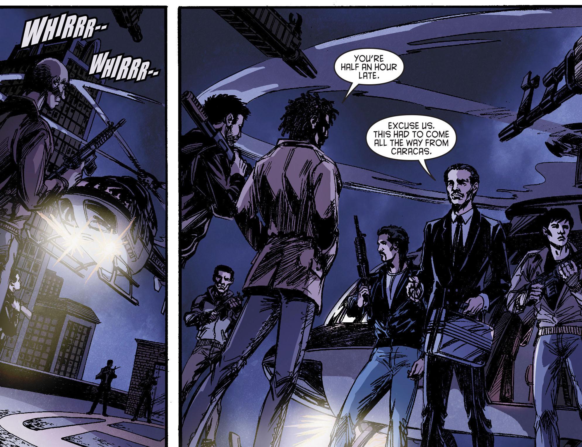 Read online Arrow [II] comic -  Issue #16 - 4