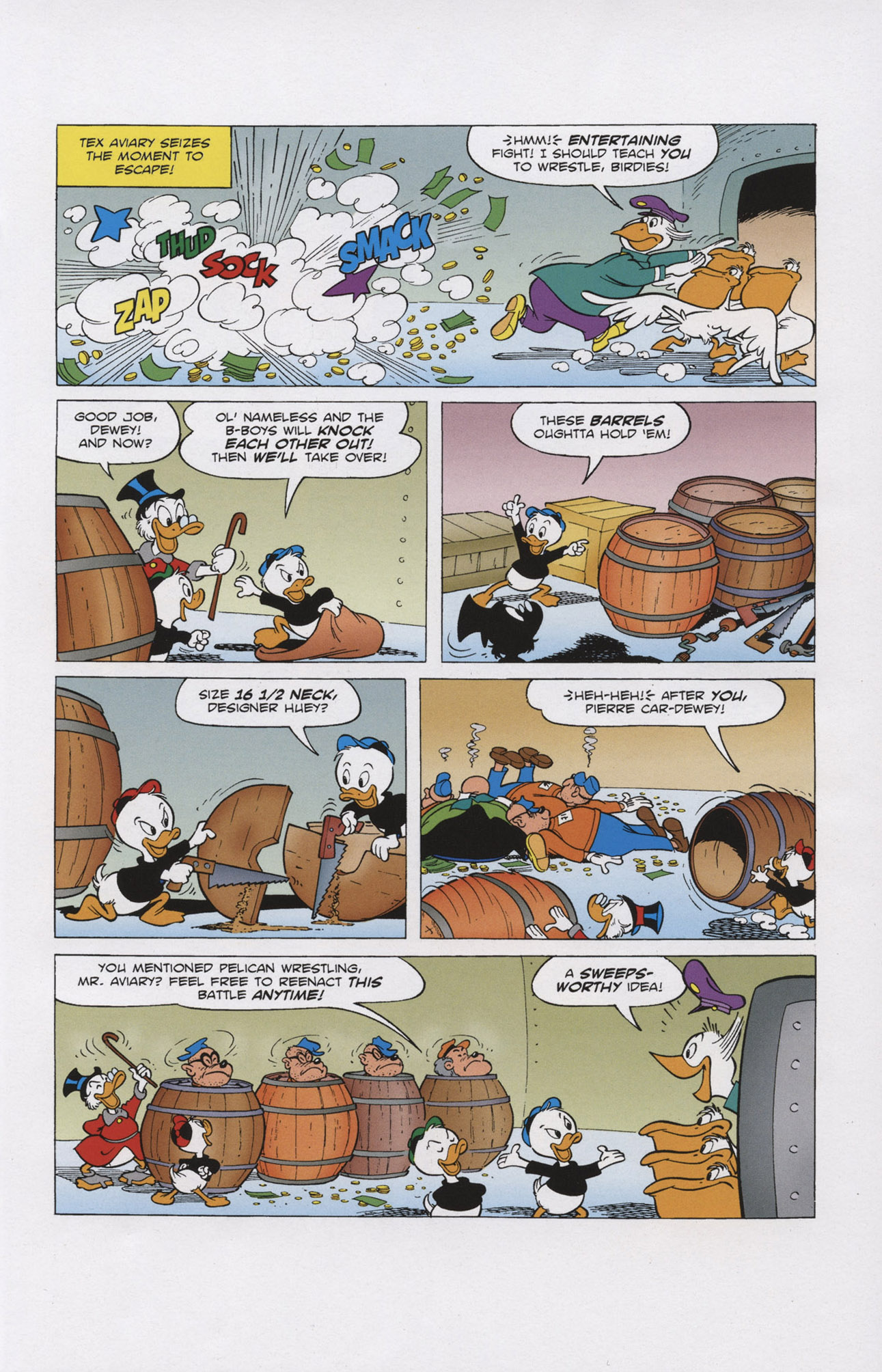 Read online Uncle Scrooge (1953) comic -  Issue #403 - 17