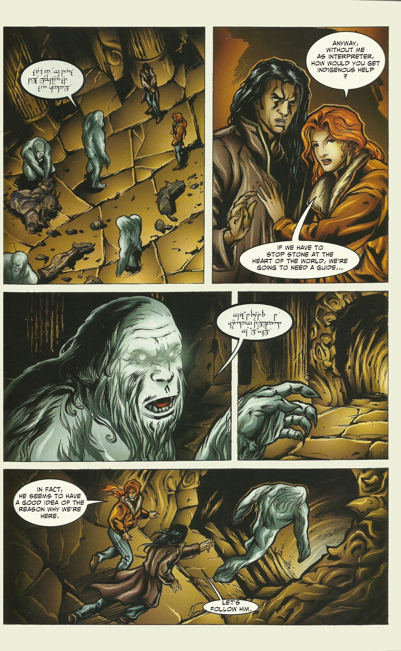 Read online Alone In The Dark comic -  Issue # Full - 33