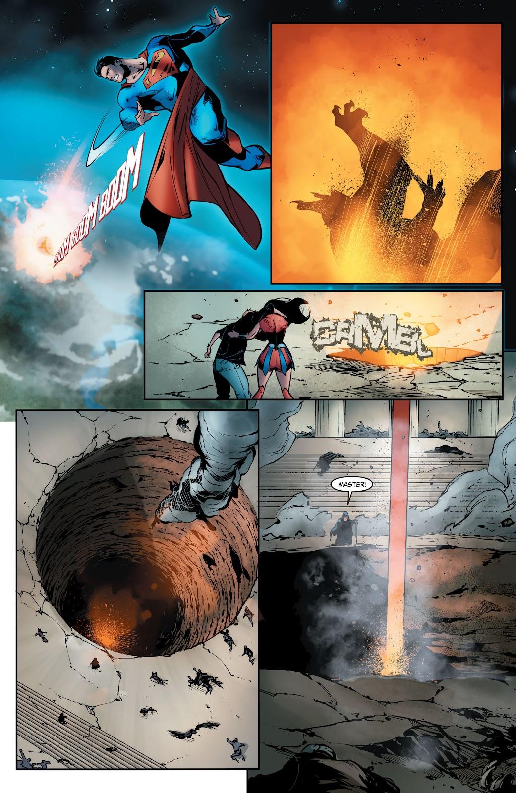 Read online Smallville Season 11 [II] comic -  Issue # TPB 5 - 120