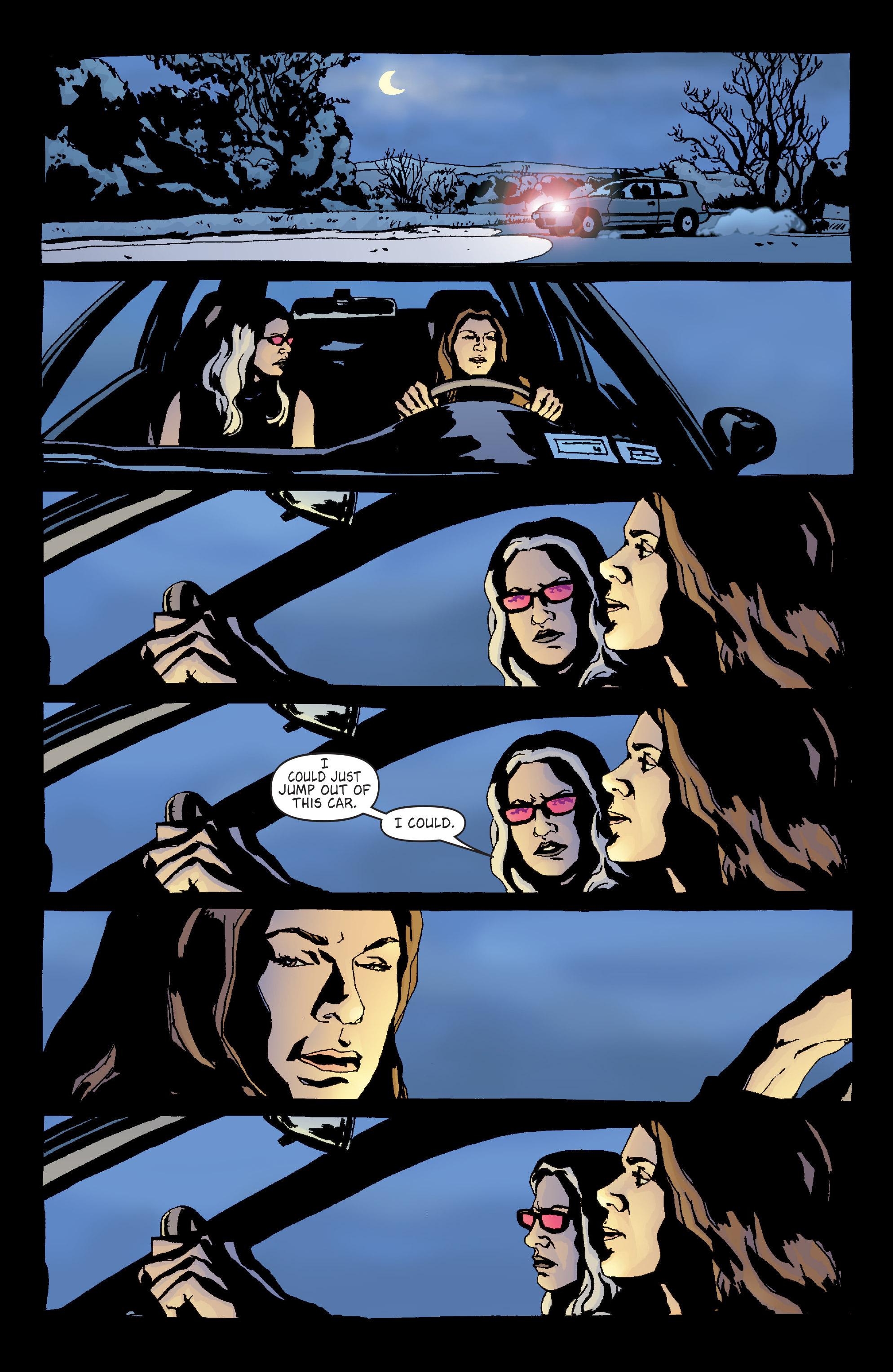 Read online Alias comic -  Issue #14 - 8