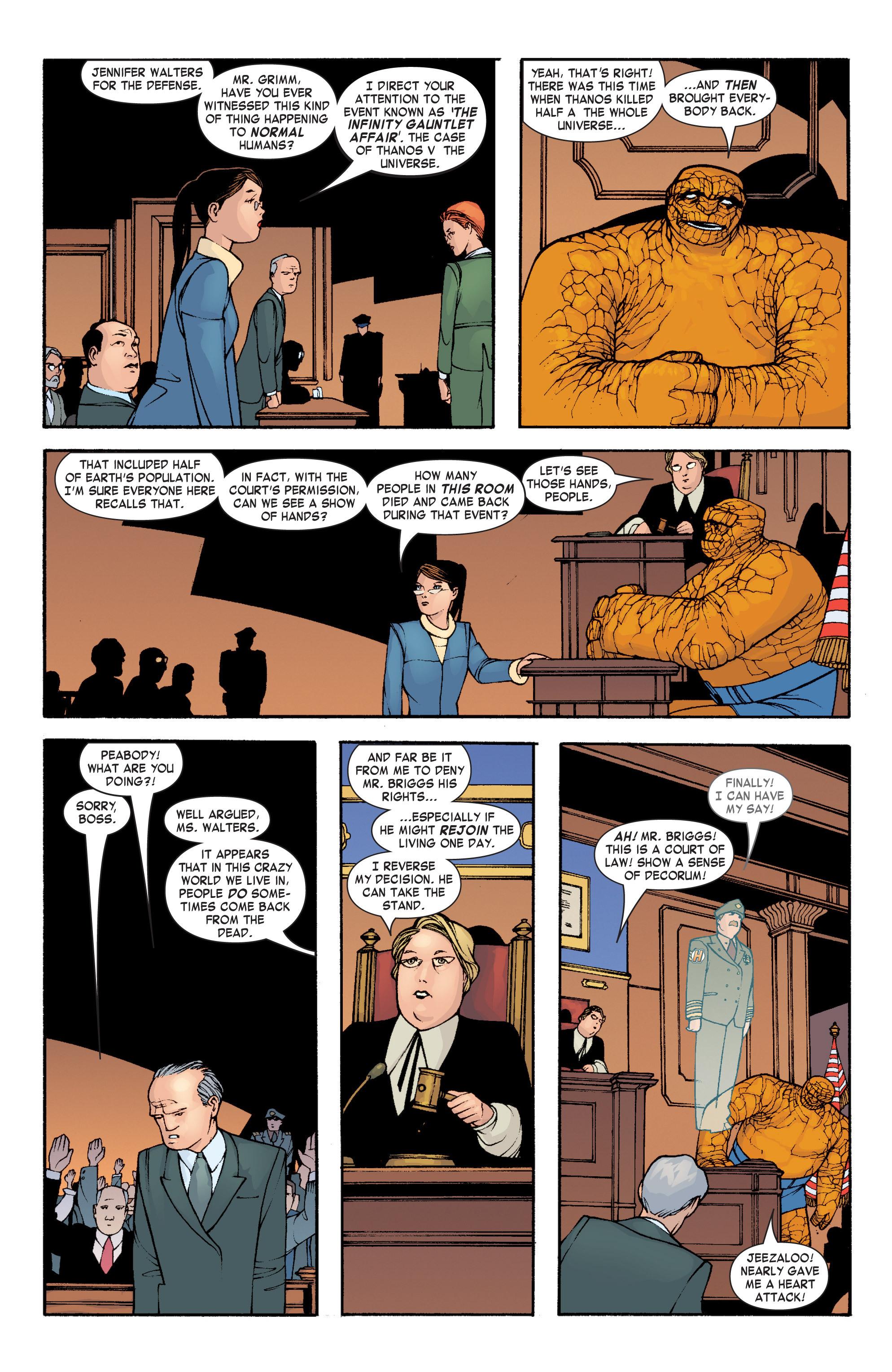 Read online She-Hulk (2004) comic -  Issue #3 - 15