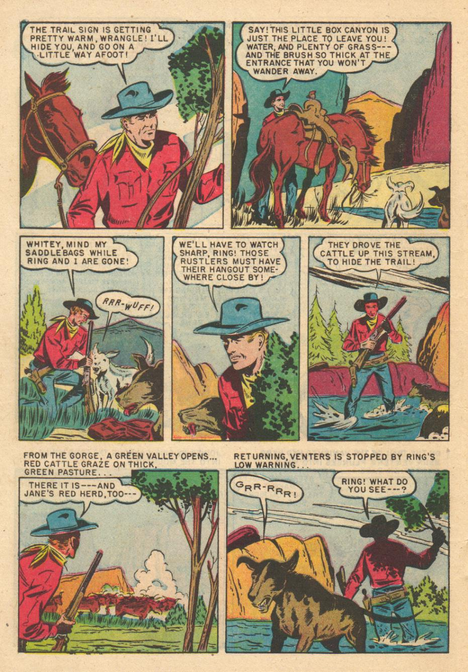 Four Color Comics issue 372 - Page 10