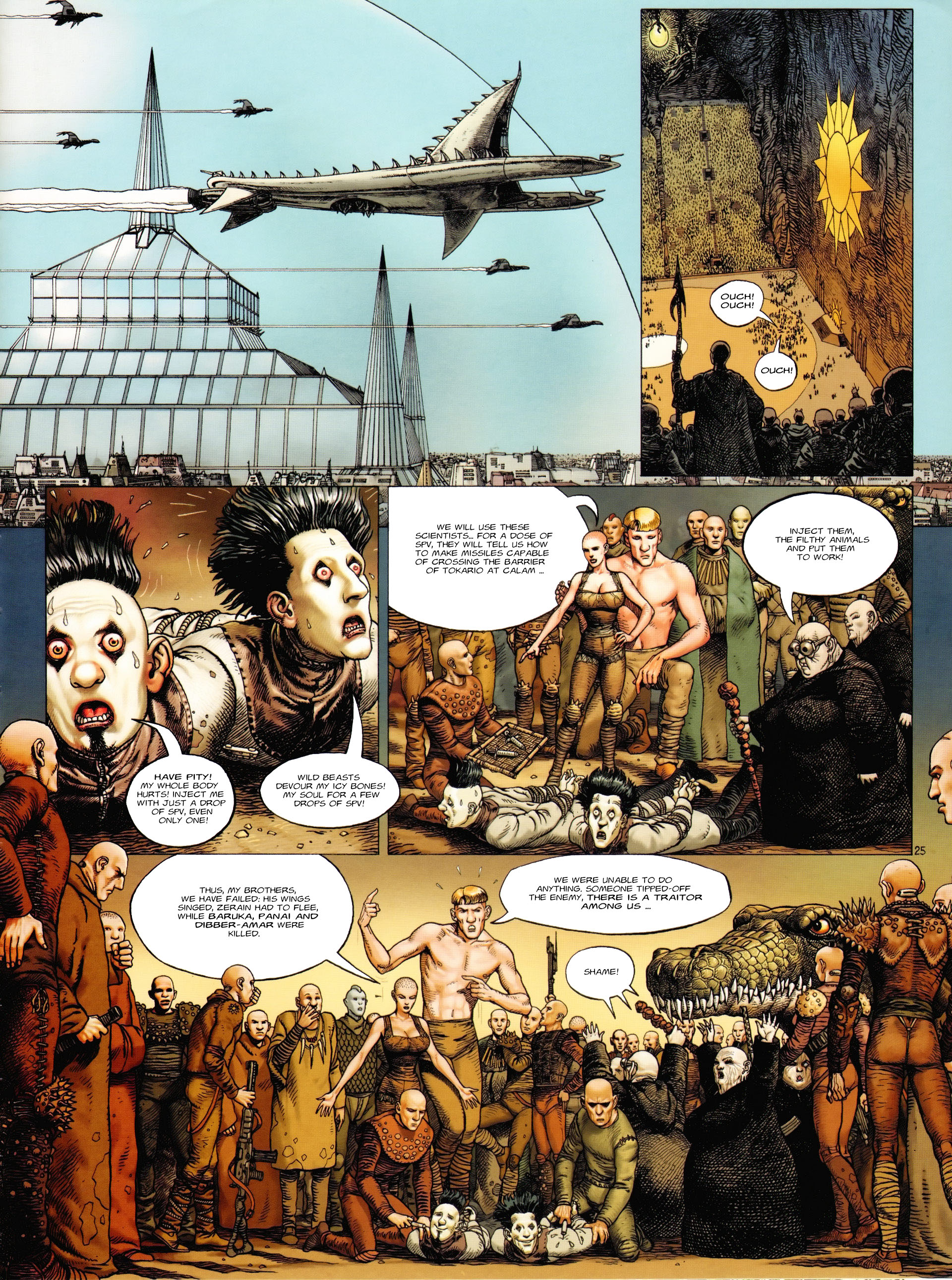 Read online Megalex (2014) comic -  Issue #3 - 28