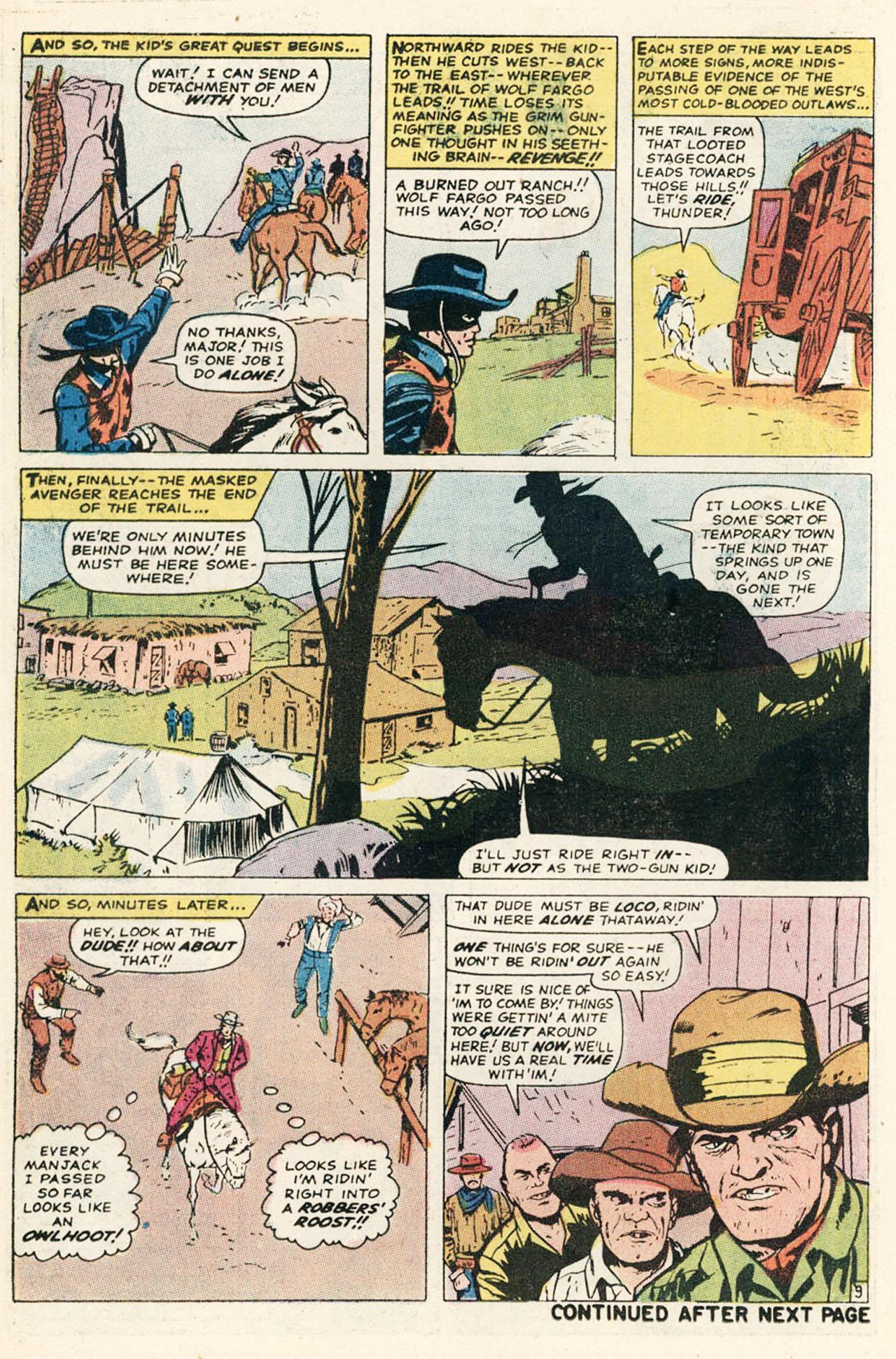 Read online Two-Gun Kid comic -  Issue #95 - 14