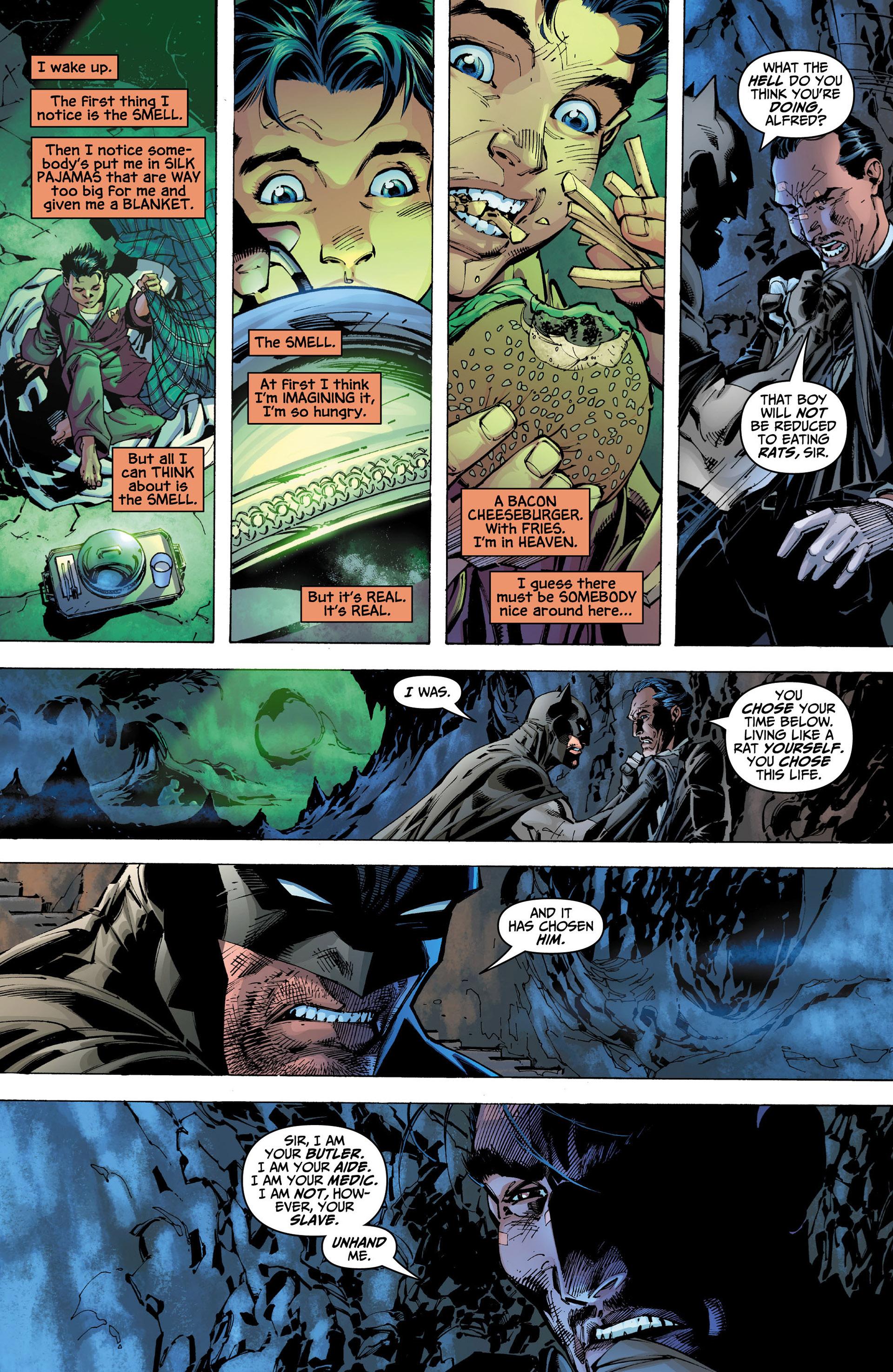Read online All Star Batman & Robin, The Boy Wonder comic -  Issue #4 - 21