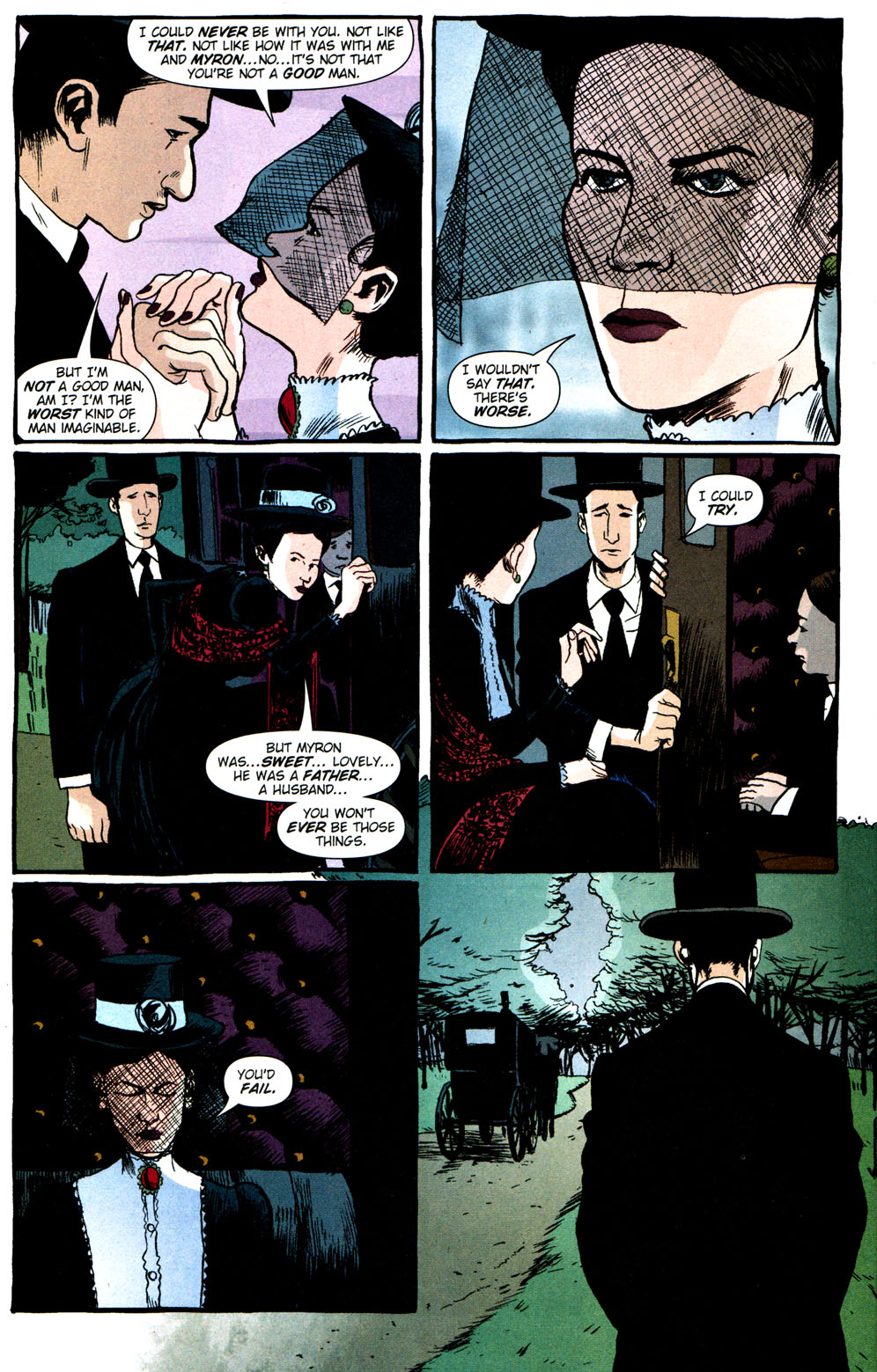 Read online Caper comic -  Issue #2 - 11