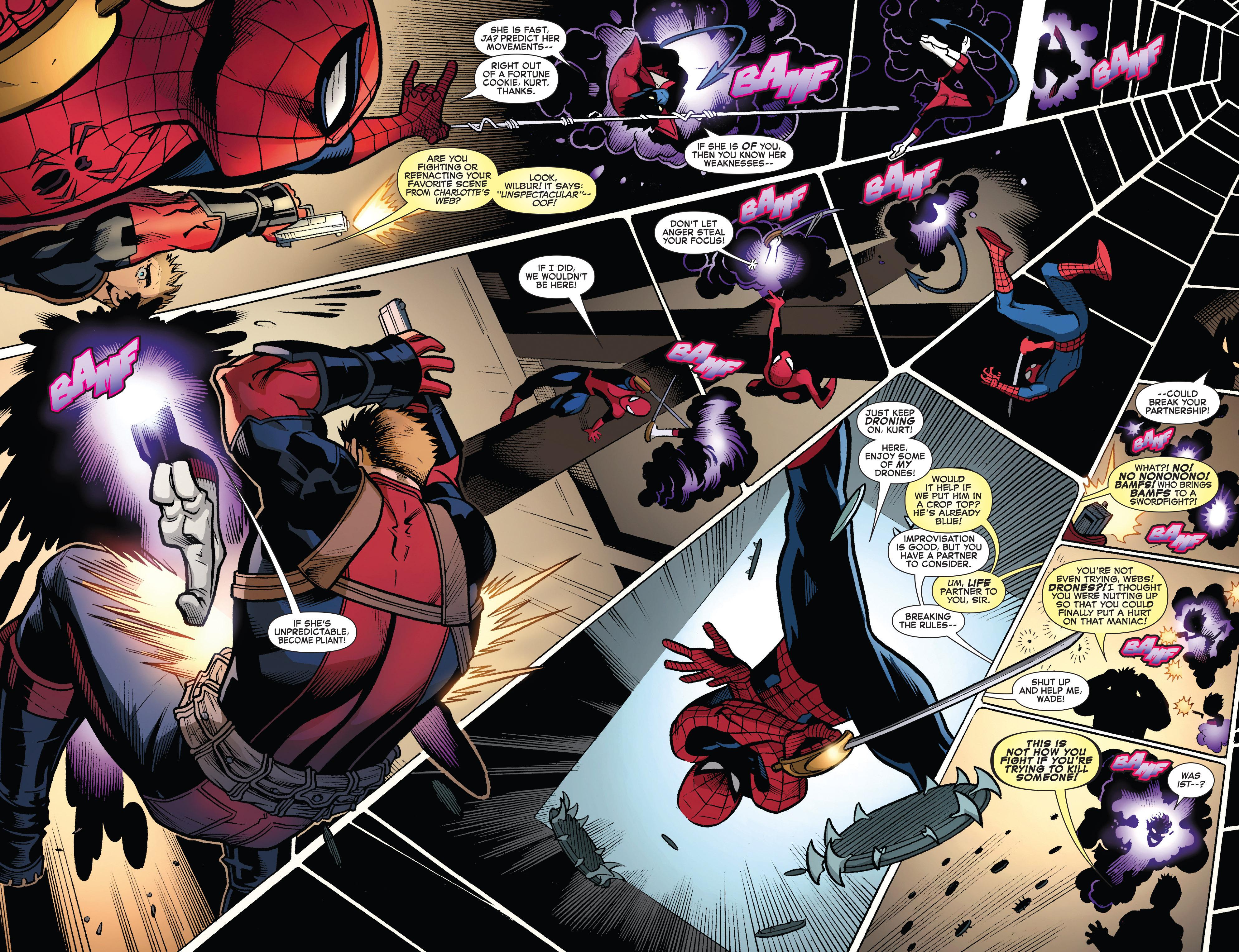 4 bộ giáp siêu khủng có thể giúp sức mạnh của Người Nhện tăng lên như hổ mọc thêm cánh trong Spider-Man Far From Home - Ảnh 26.