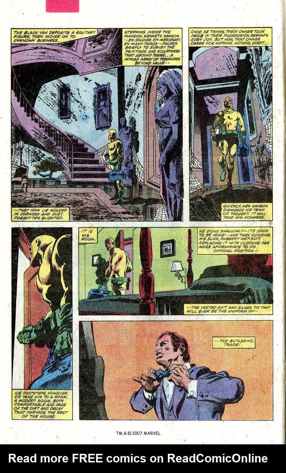 Read online Captain America (1968) comic -  Issue # _Annual 5 - 12