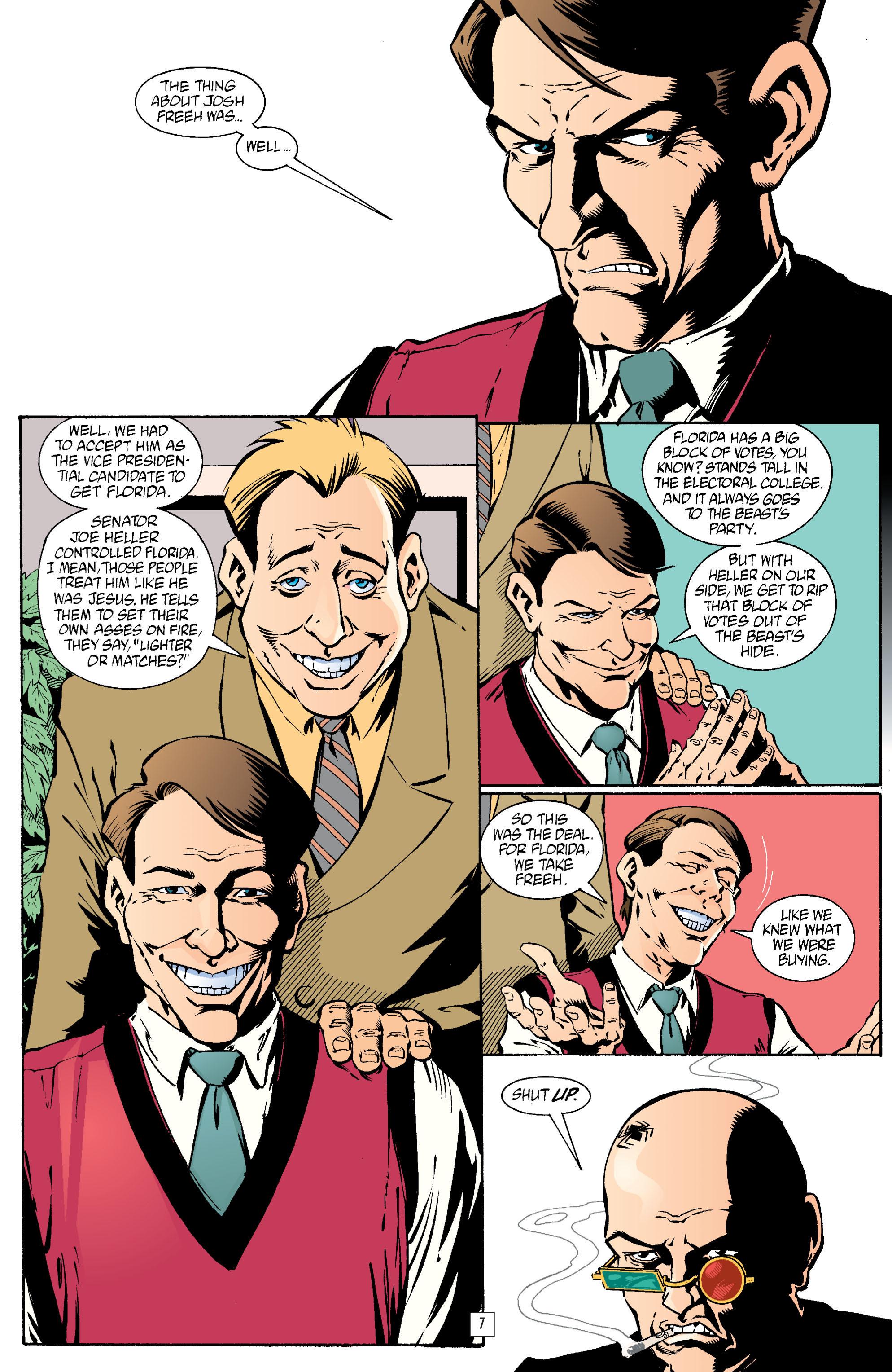 Read online Transmetropolitan comic -  Issue #23 - 8