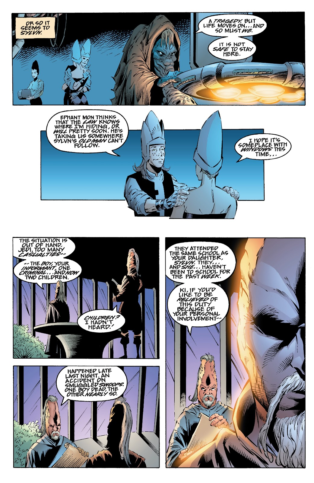 Read online Star Wars Legends: Rise of the Sith - Epic Collection comic -  Issue # TPB 2 (Part 1) - 58