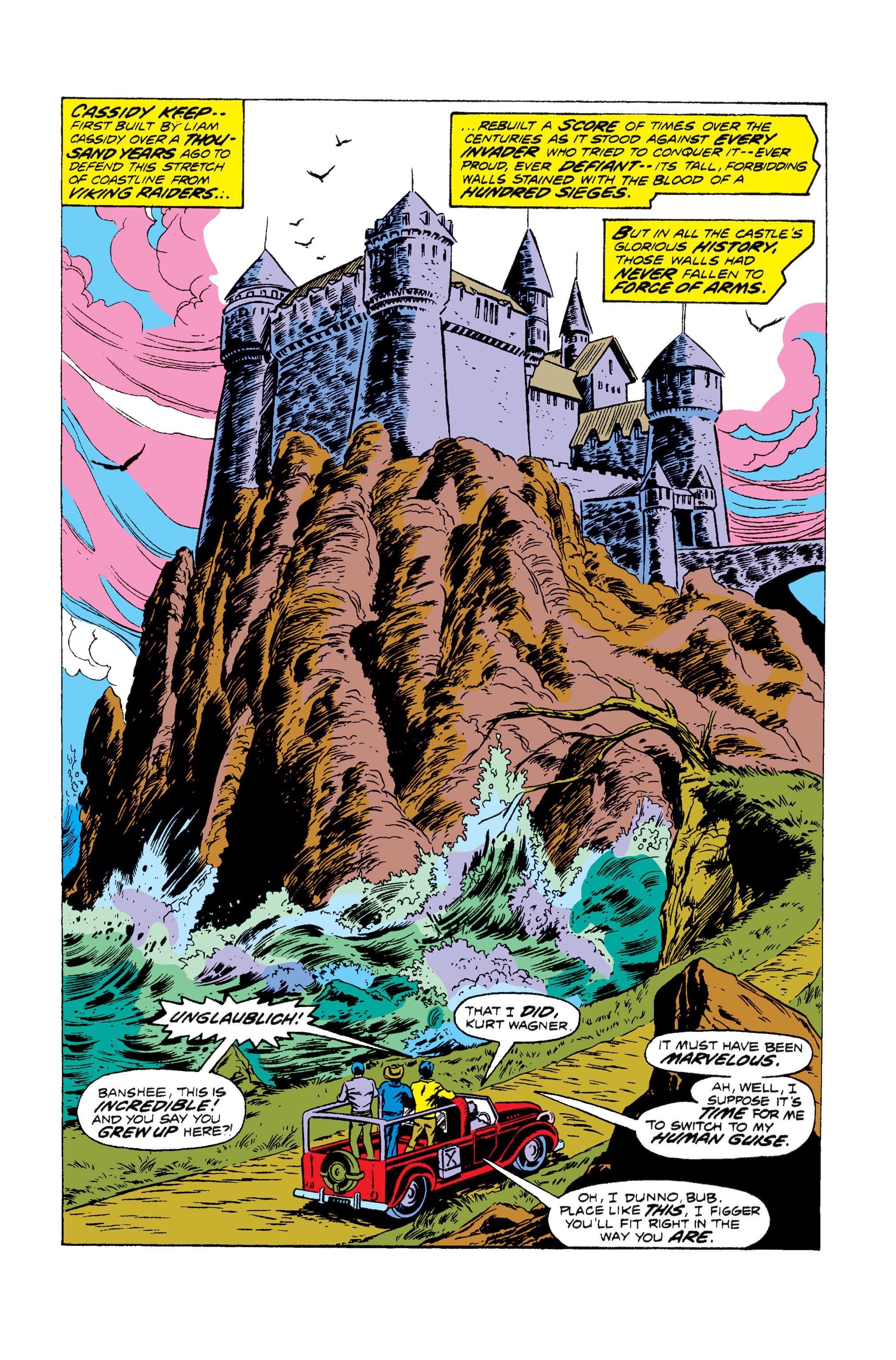 Uncanny X-Men (1963) 101 Page 11