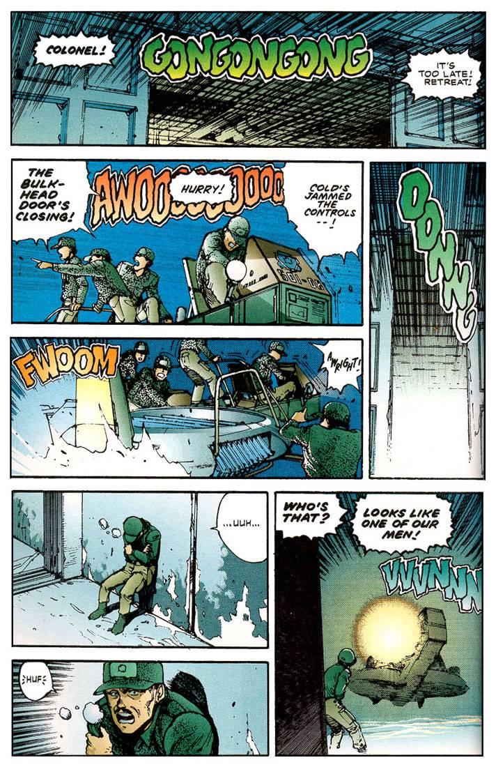 Read online Akira comic -  Issue #11 - 16
