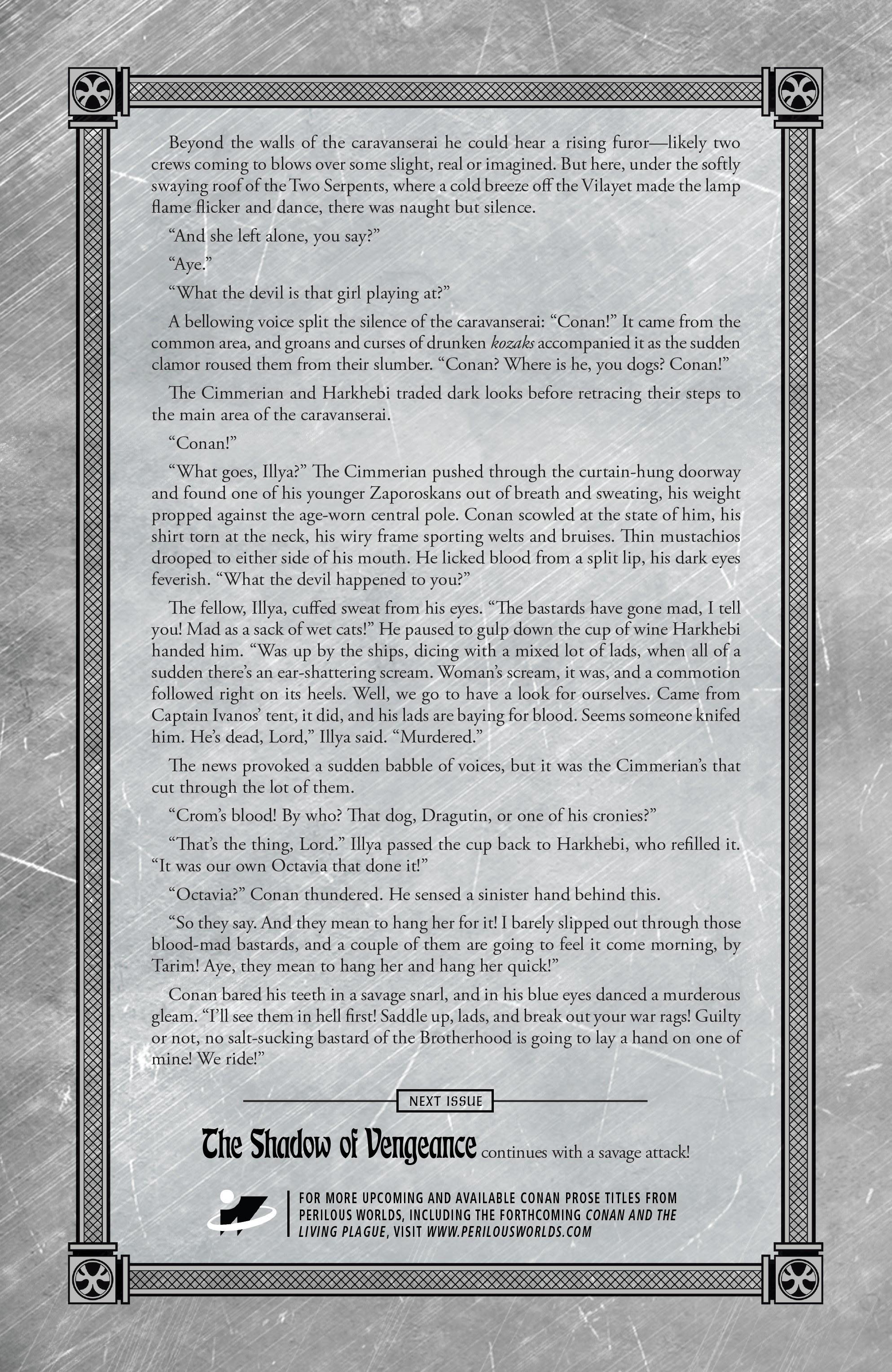 Read online Savage Sword of Conan comic -  Issue #6 - 27