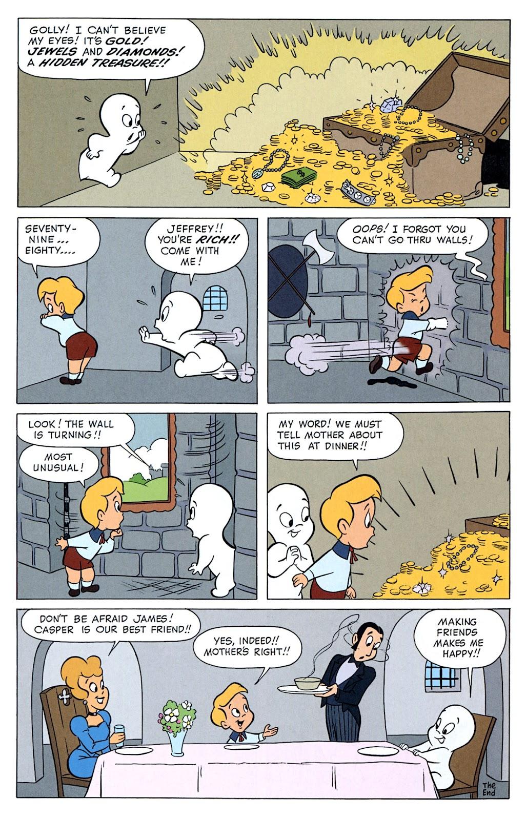 Read online Casper's Scare School comic -  Issue #2 - 26