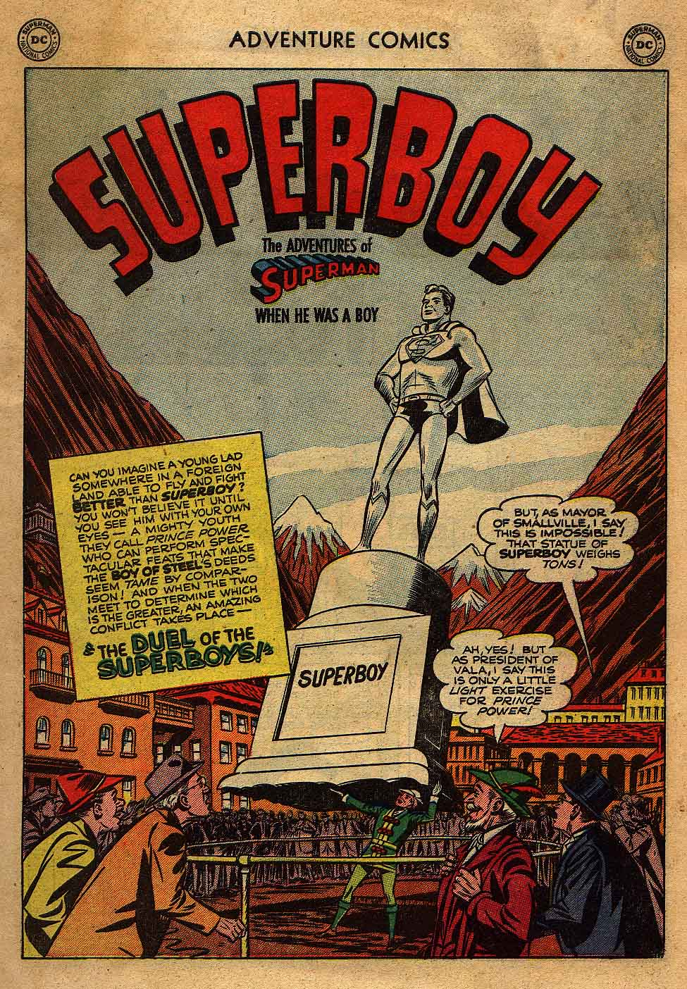 Read online Adventure Comics (1938) comic -  Issue #175 - 3
