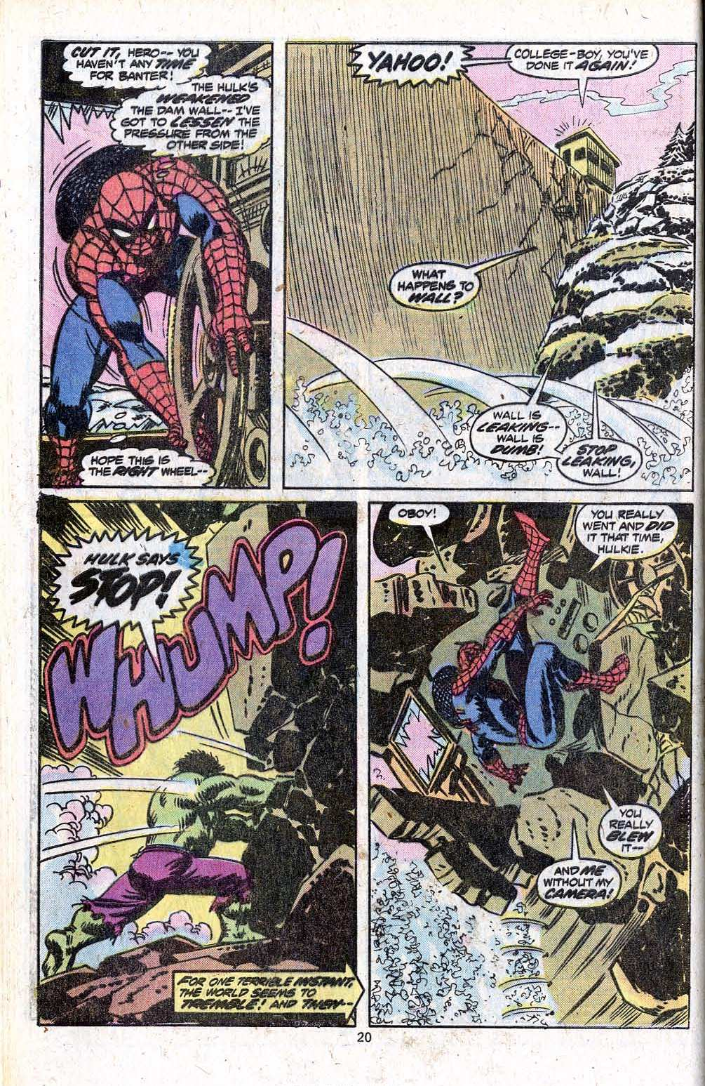 The Amazing Spider-Man (1963) _Annual_12 Page 21