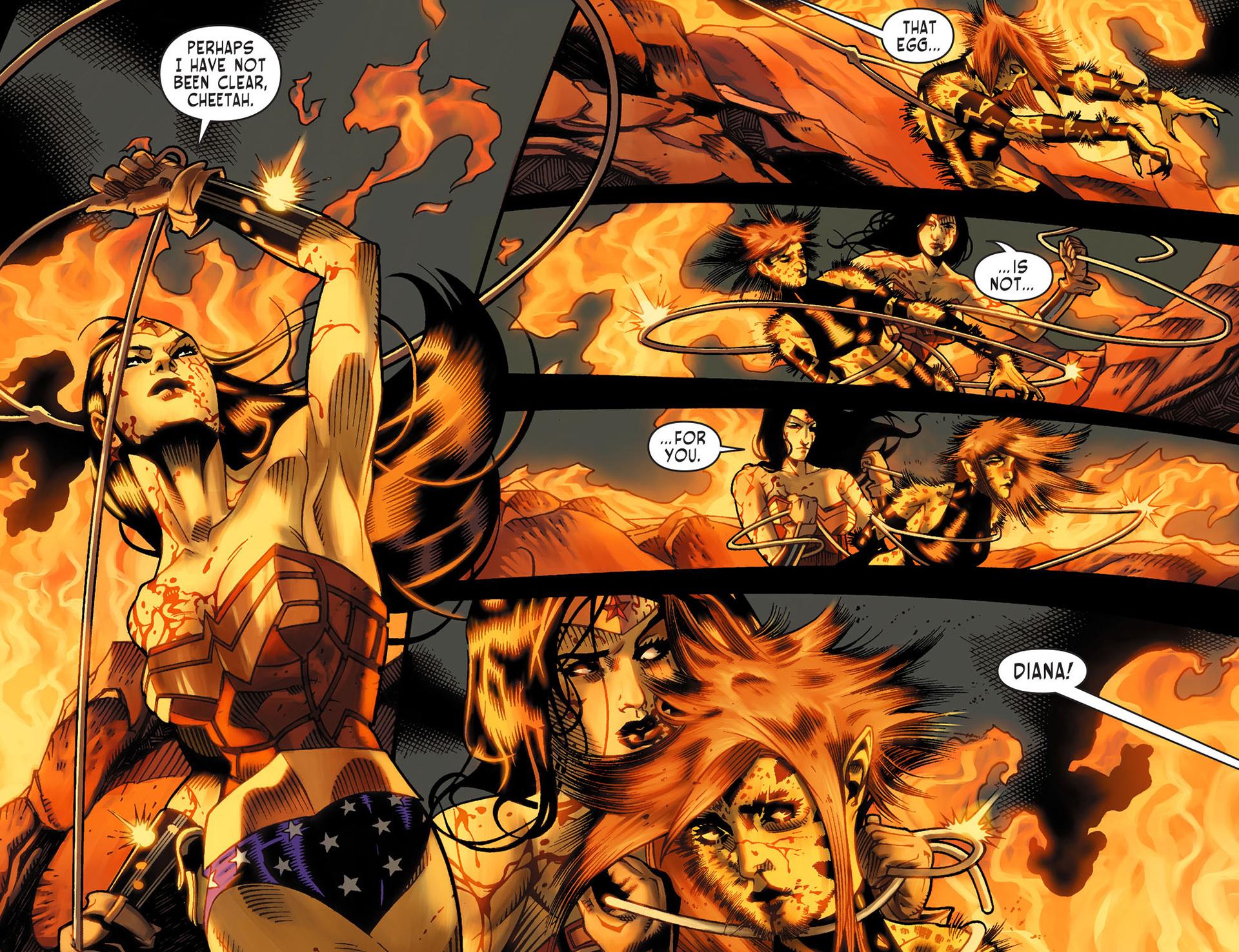 Read online Sensation Comics Featuring Wonder Woman comic -  Issue #13 - 20