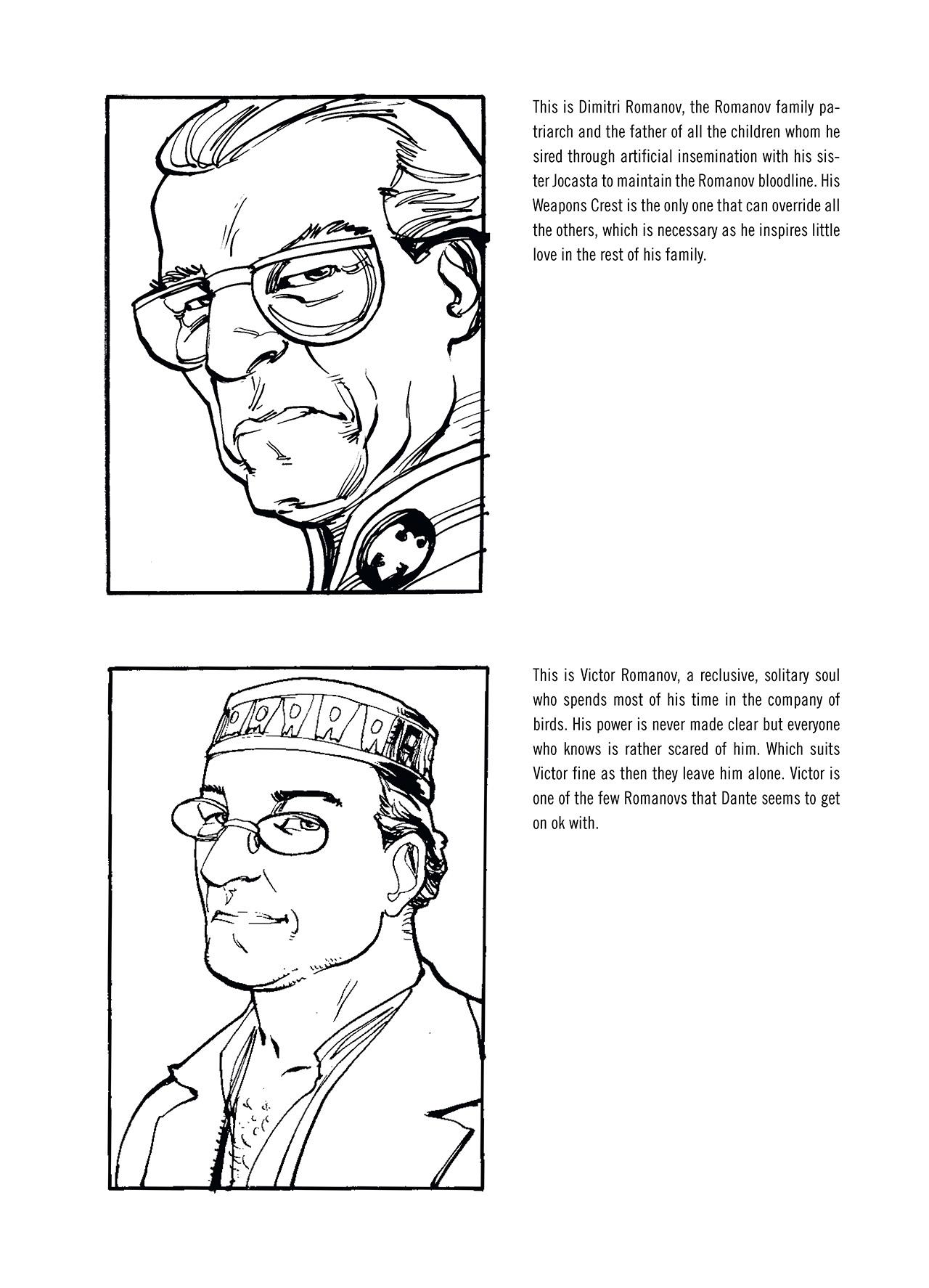 Read online Nikolai Dante comic -  Issue # TPB 3 - 141