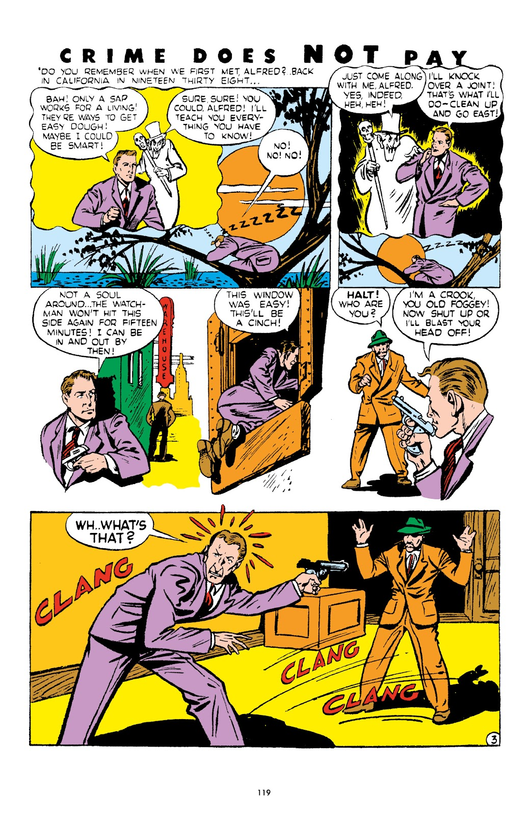 Read online Crime Does Not Pay Archives comic -  Issue # TPB 4 (Part 2) - 19