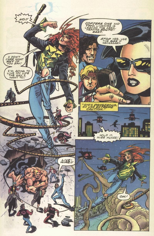 Read online Secret Weapons comic -  Issue #8 - 18