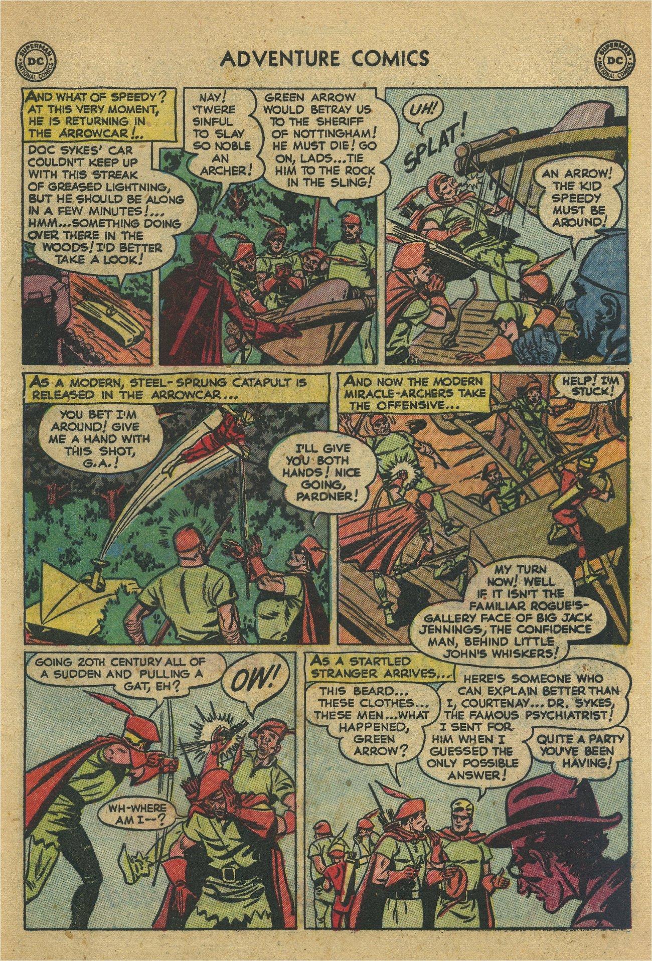 Read online Adventure Comics (1938) comic -  Issue #171 - 39