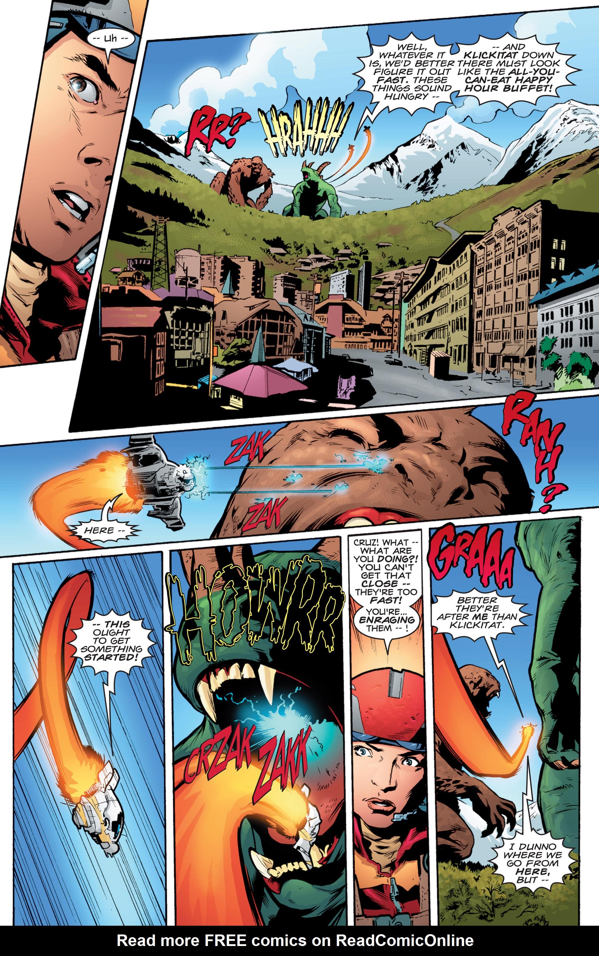 Read online Shockrockets comic -  Issue # TPB - 60