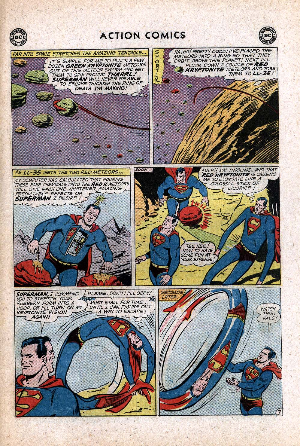 Read online Action Comics (1938) comic -  Issue #299 - 9