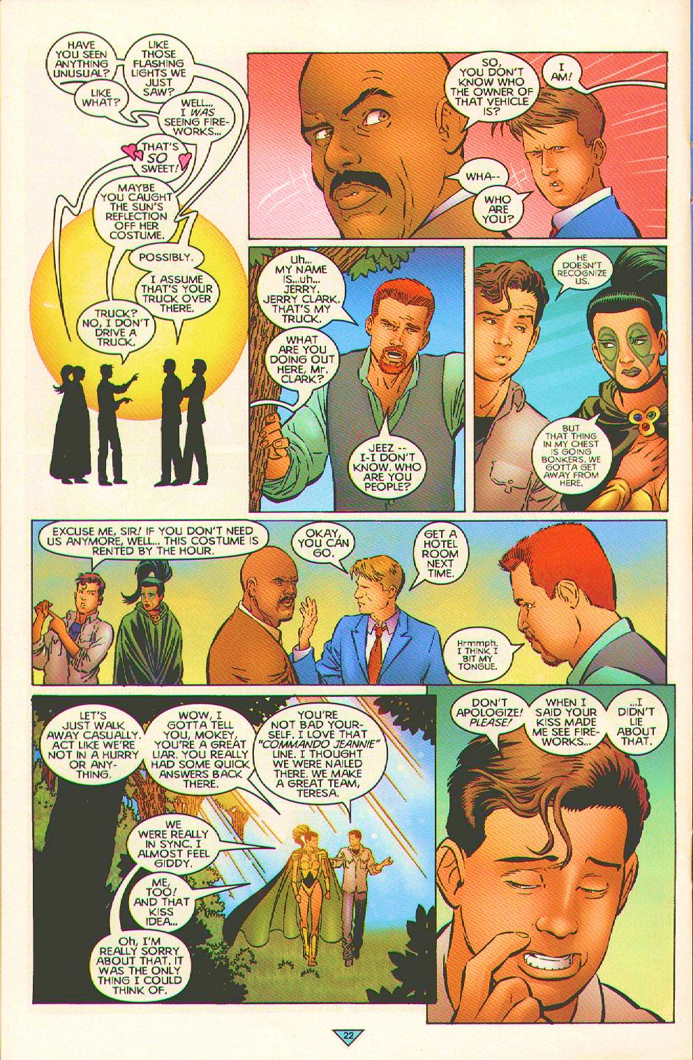Read online Trinity Angels comic -  Issue #3 - 18