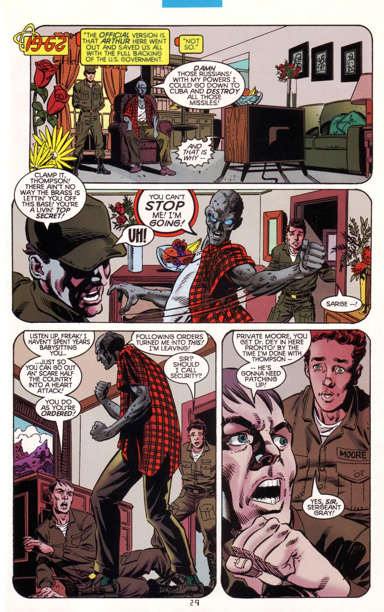 Read online Tangent Comics/ The Atom comic -  Issue # Full - 30