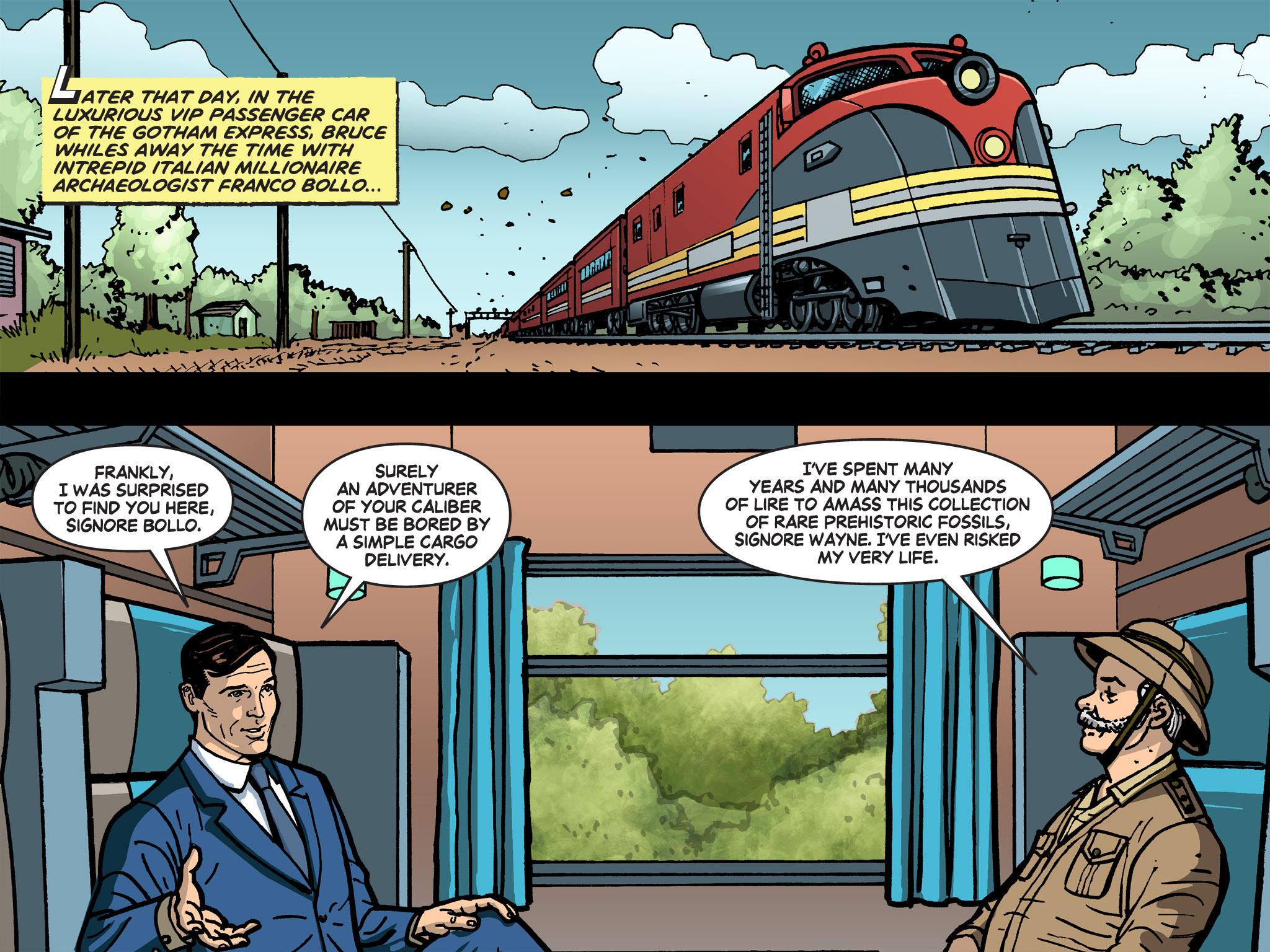 Read online Batman '66 Meets the Green Hornet [II] comic -  Issue #1 - 35