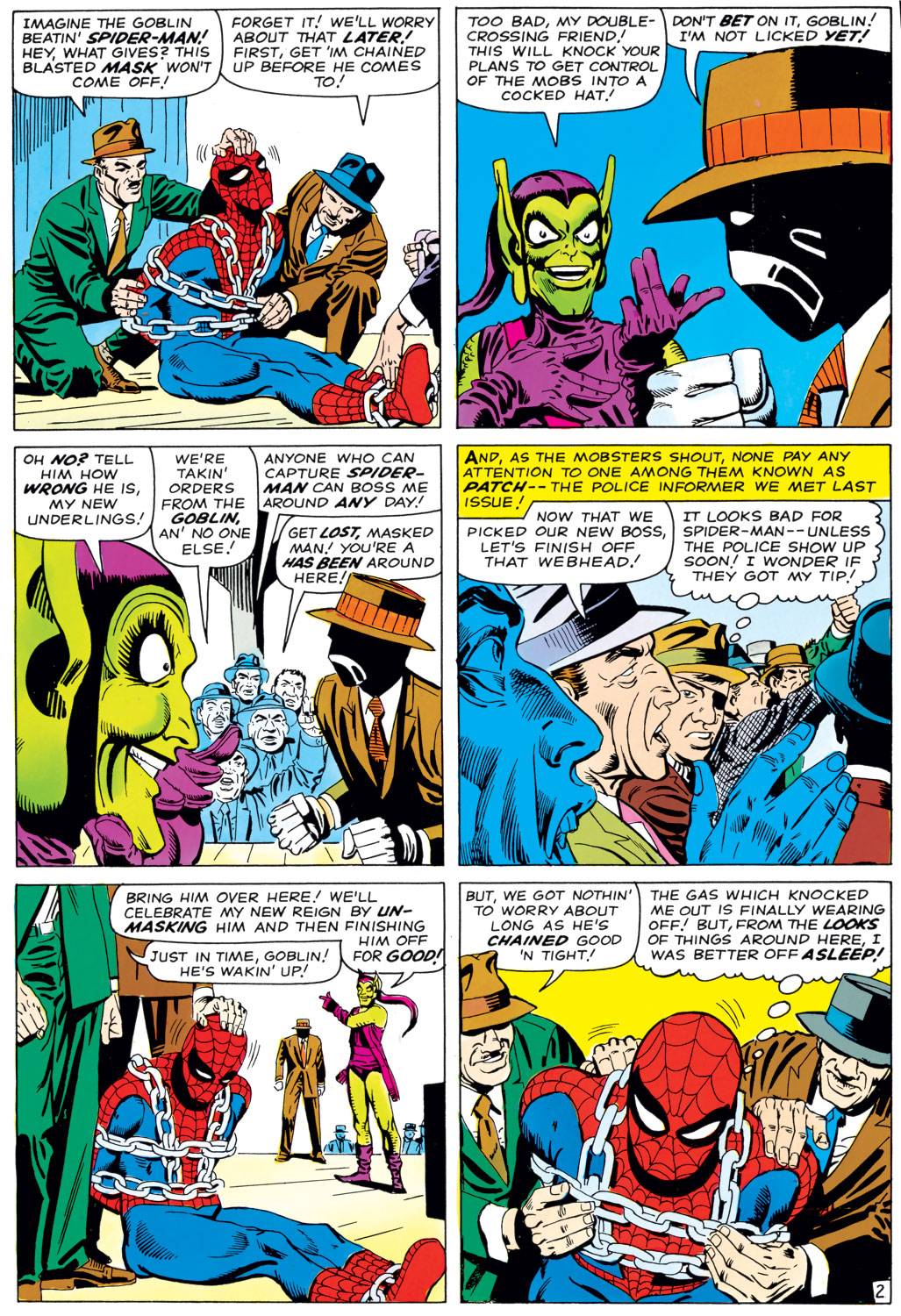 The Amazing Spider-Man (1963) 27 Page 2