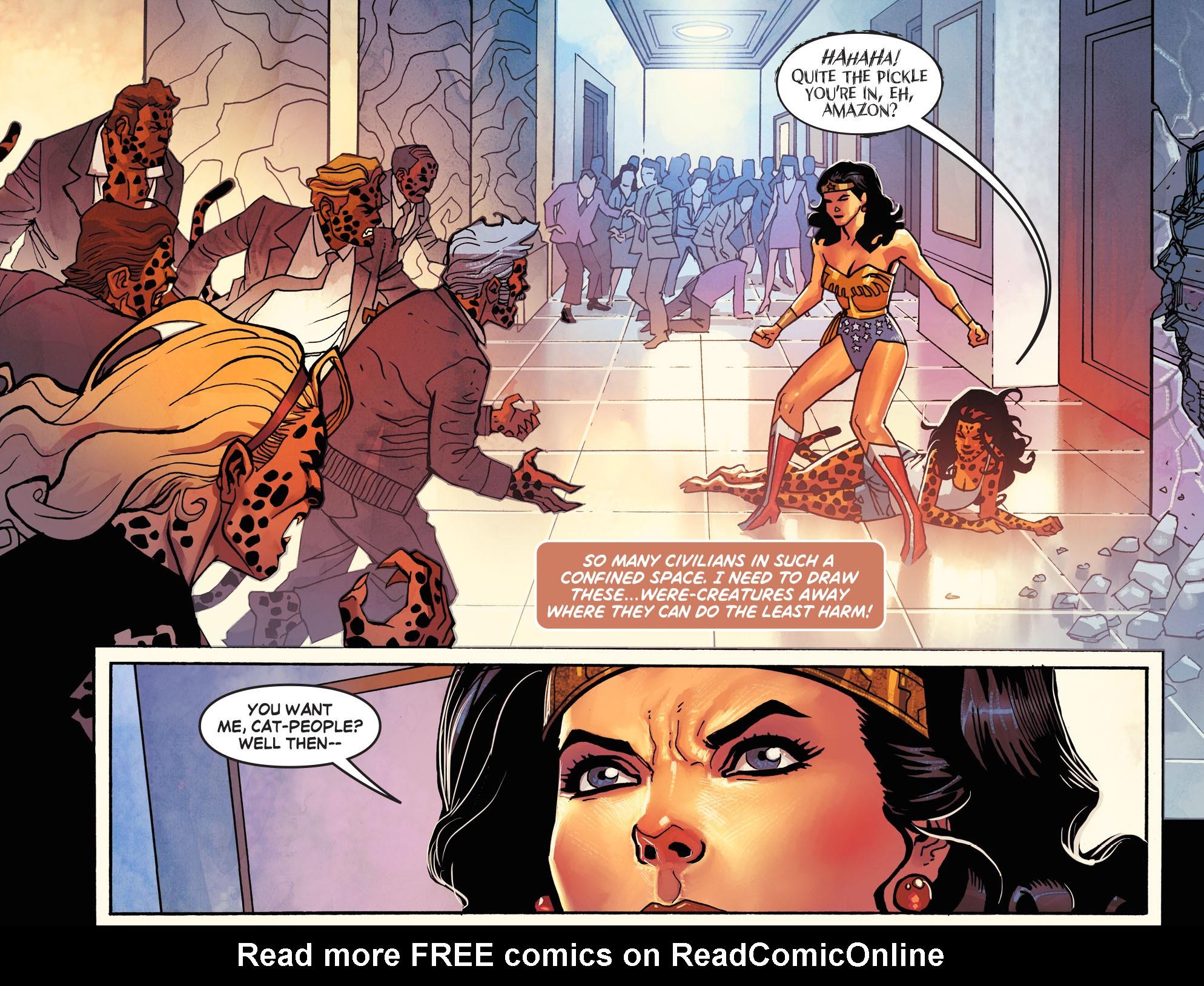 Read online Wonder Woman '77 [I] comic -  Issue #9 - 3