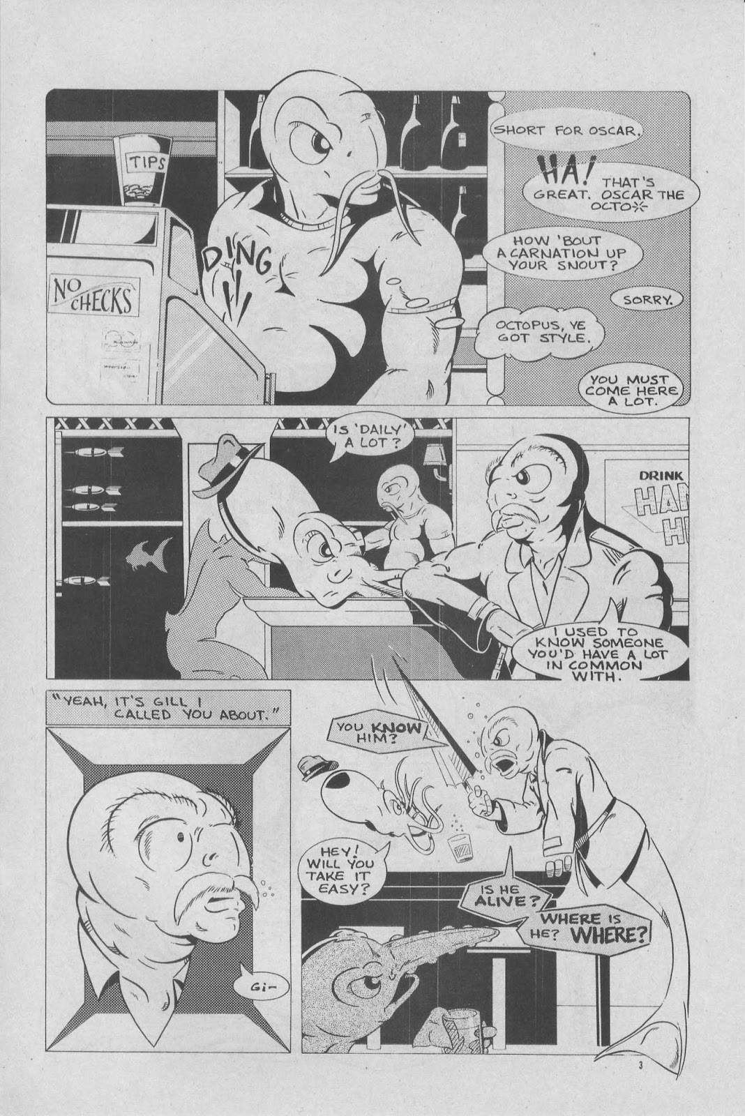 The Fish Police issue 4 - Page 5