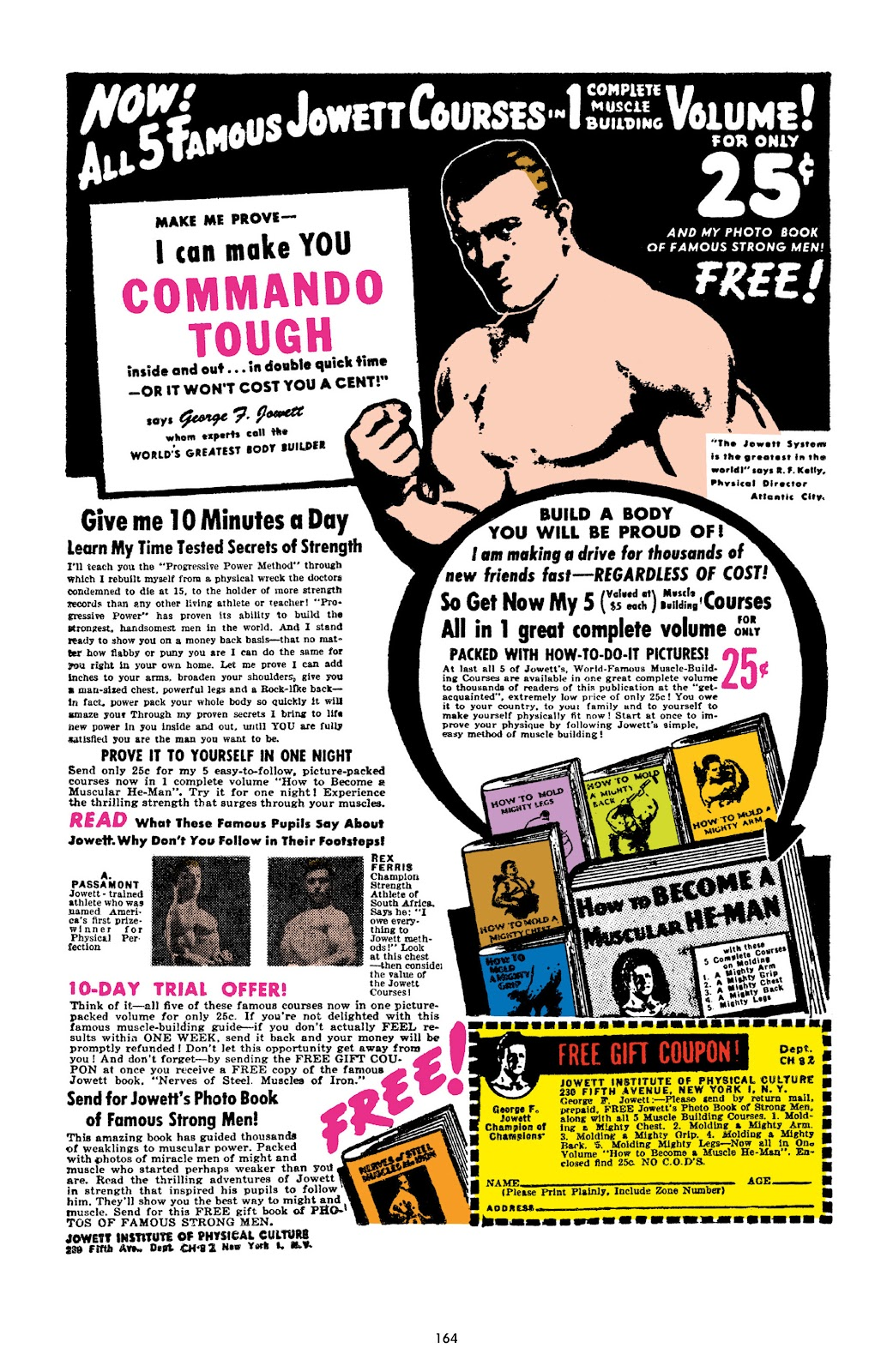 Read online Crime Does Not Pay Archives comic -  Issue # TPB 10 (Part 2) - 65