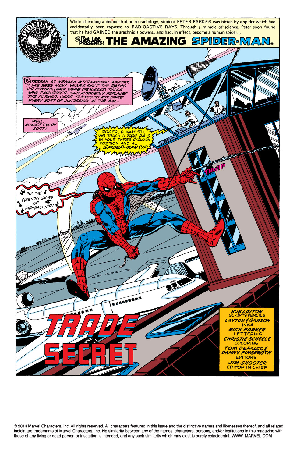 The Amazing Spider-Man (1963) 262 Page 1