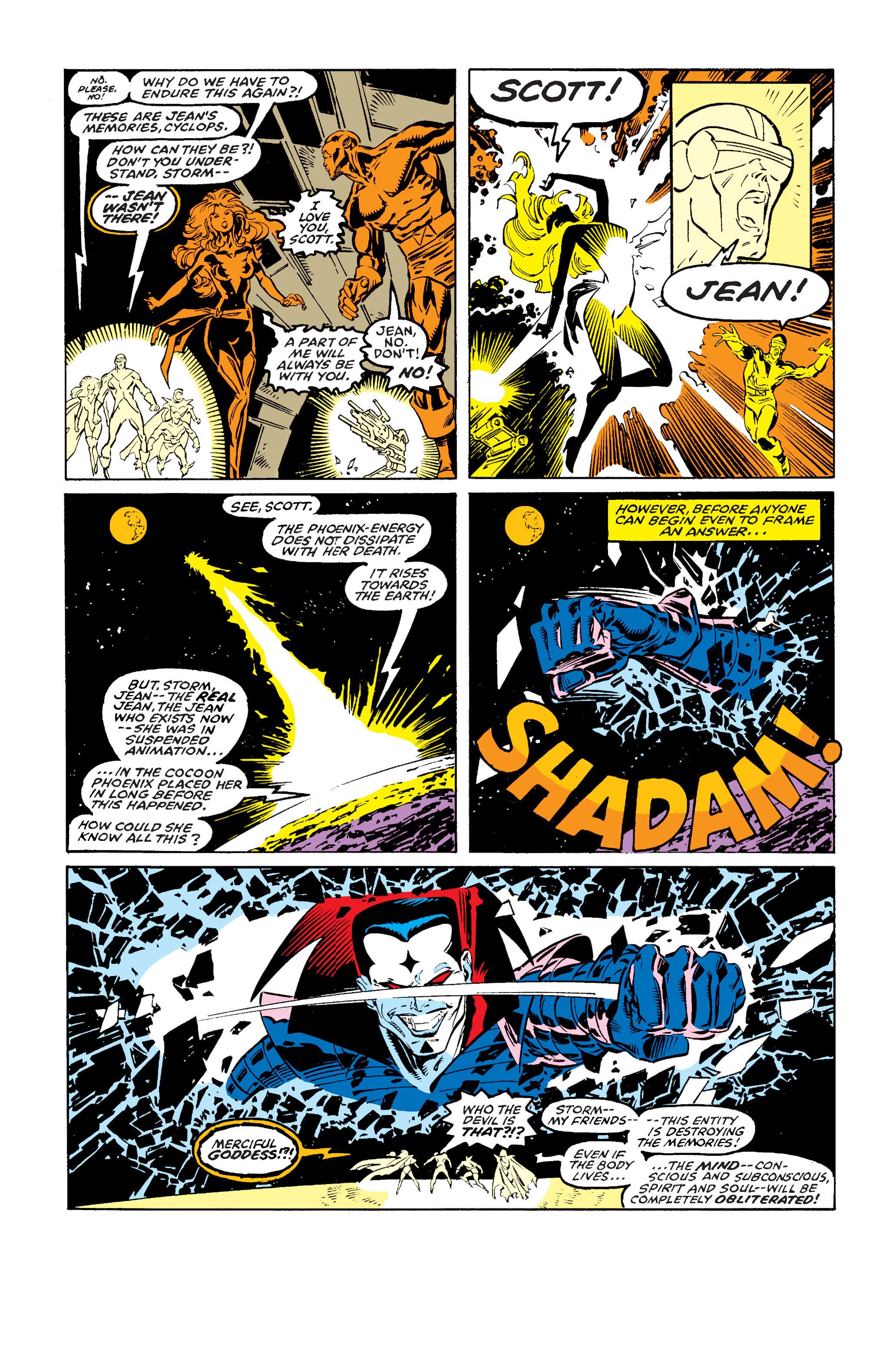 Read online Uncanny X-Men (1963) comic -  Issue #243 - 5