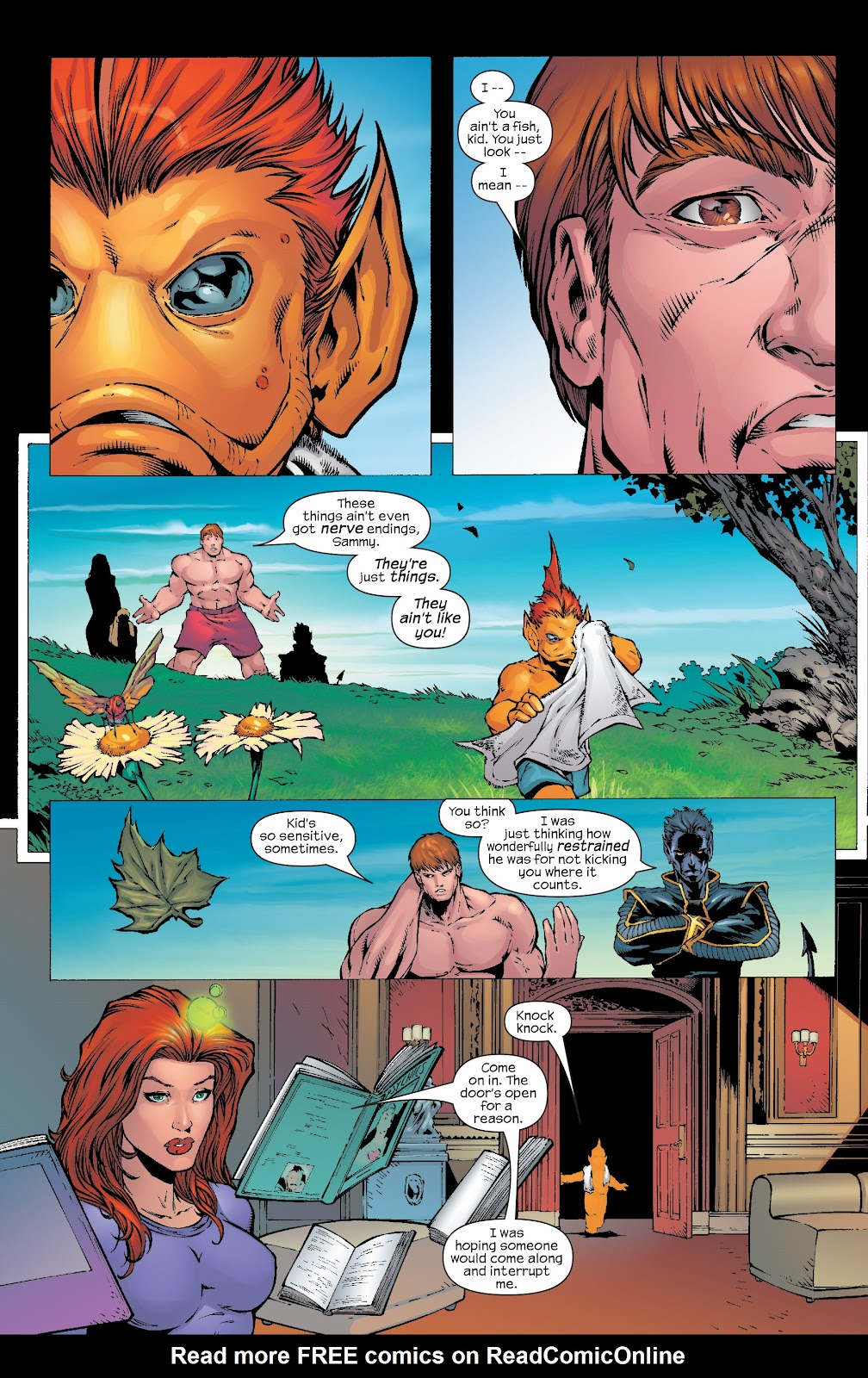 Read online X-Men: Unstoppable comic -  Issue # TPB (Part 2) - 75