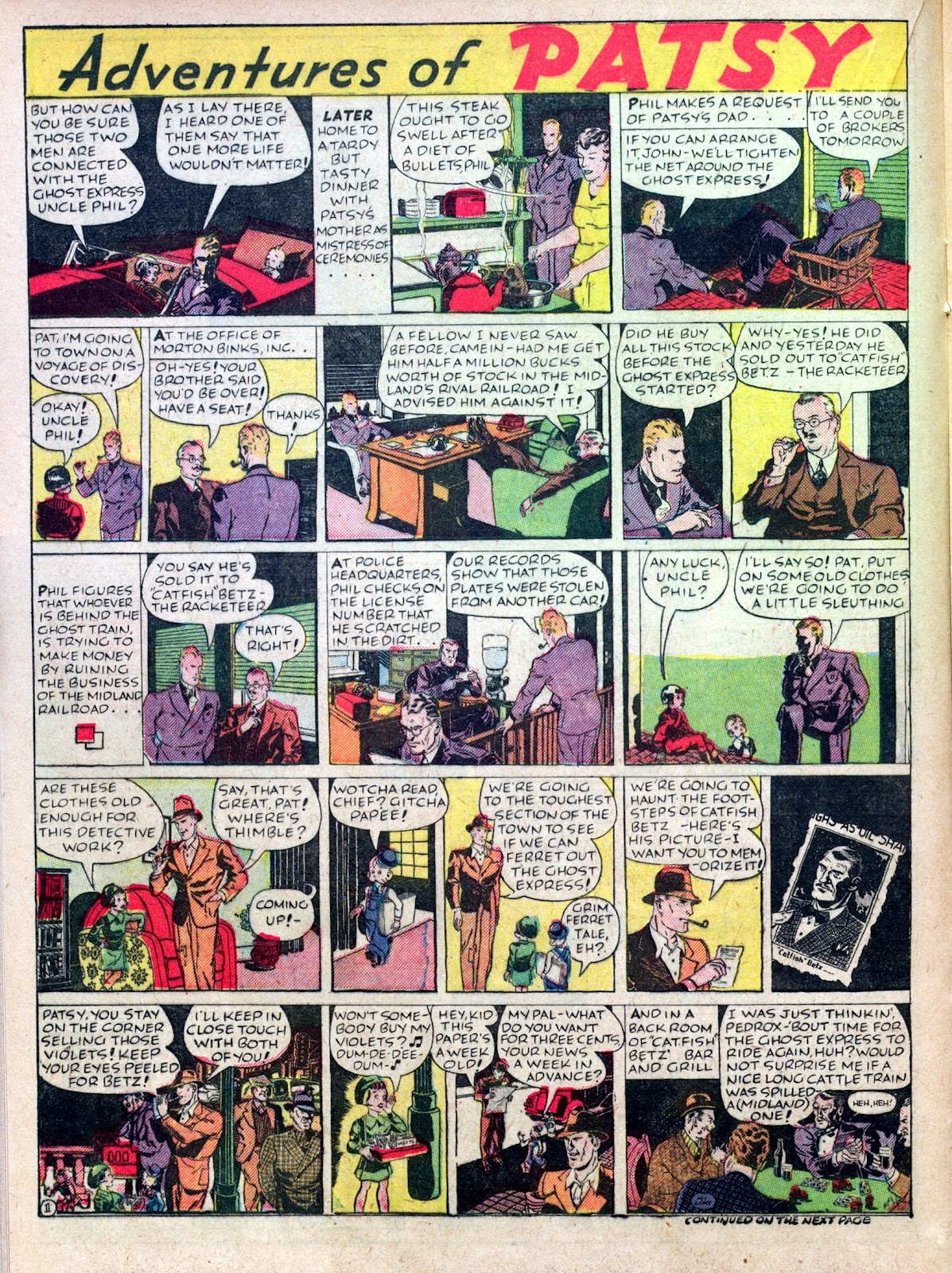 Read online Famous Funnies comic -  Issue #45 - 30