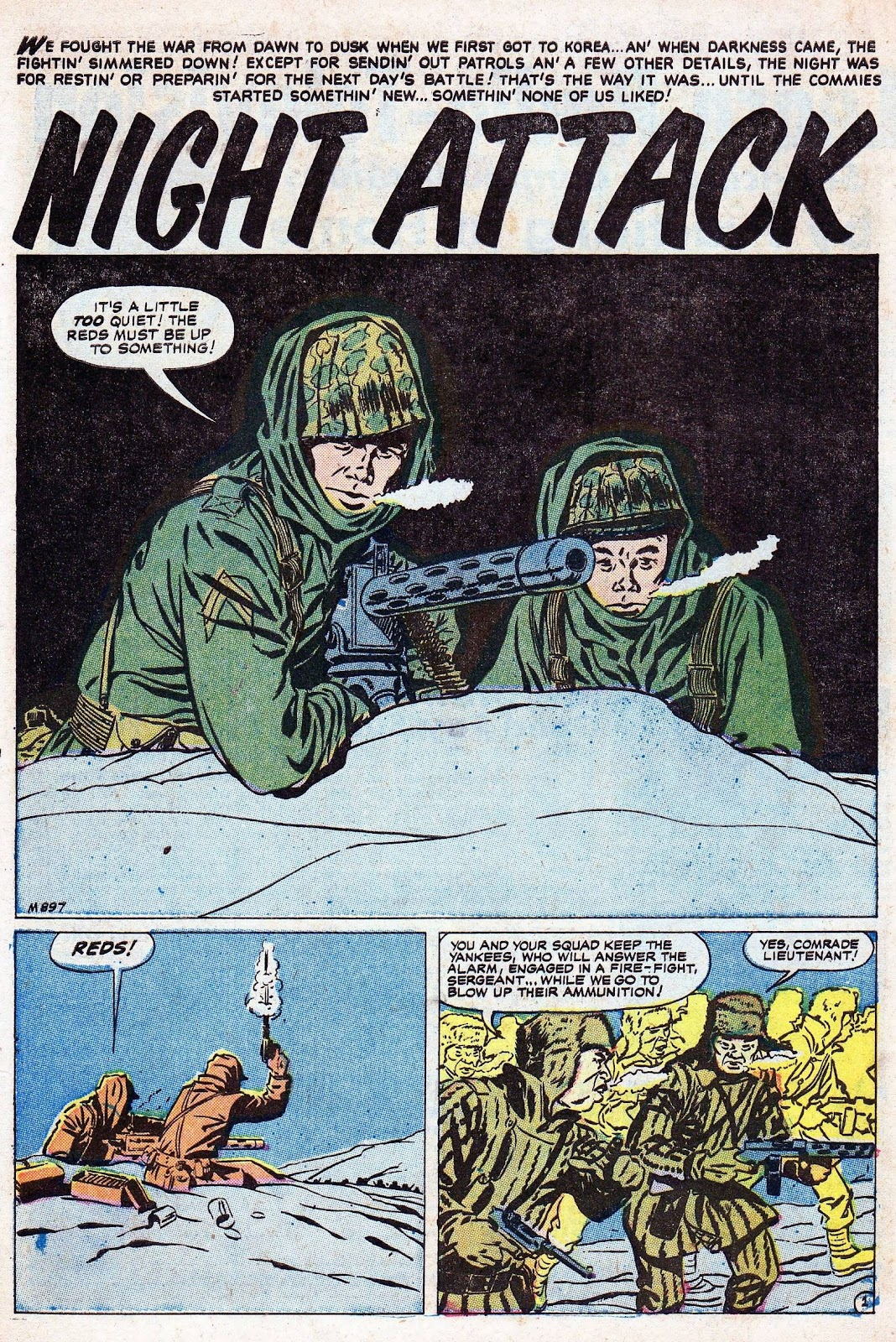 Marines in Battle issue 20 - Page 10