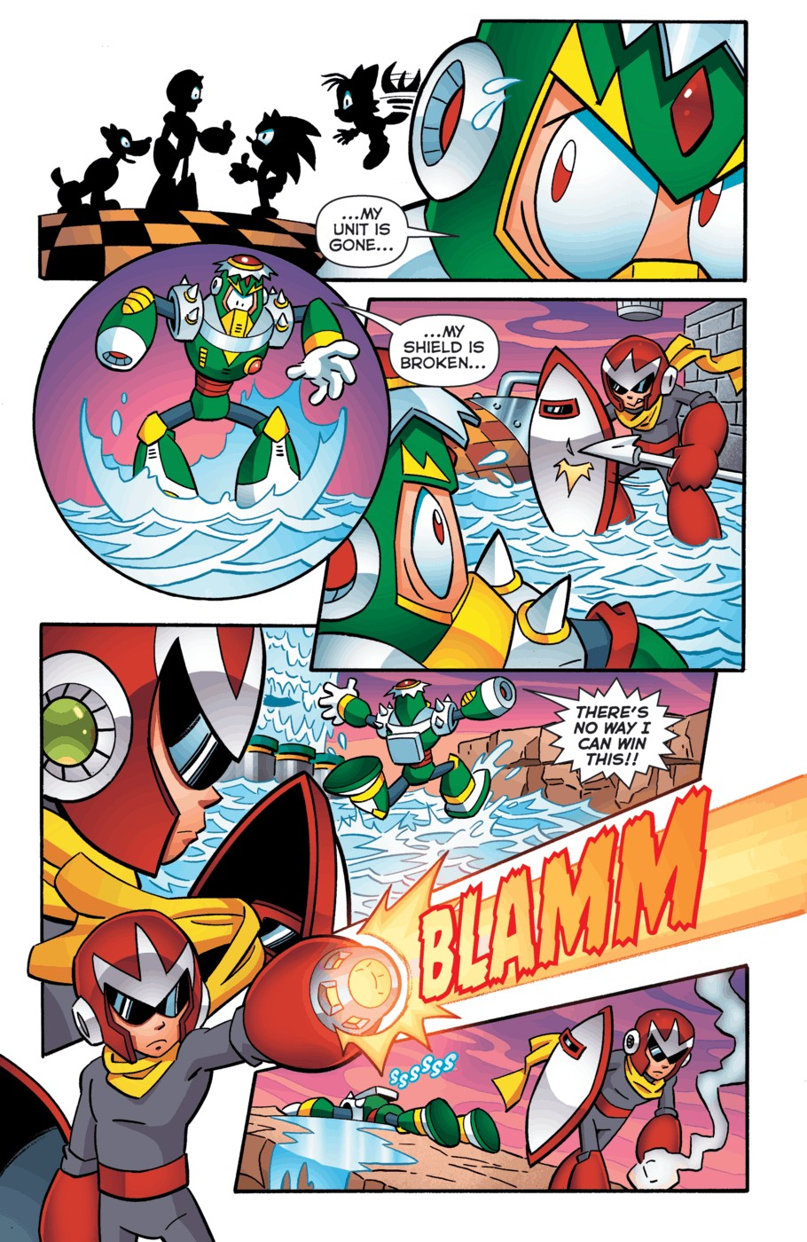 Read online Sonic Universe comic -  Issue #52 - 17