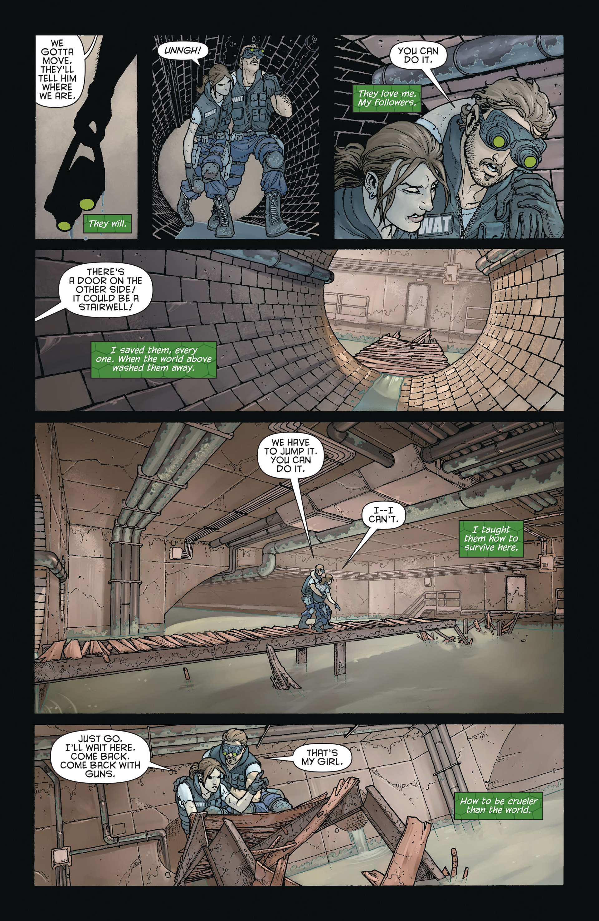 Read online Batman and Robin (2011) comic -  Issue #23.4 - 11