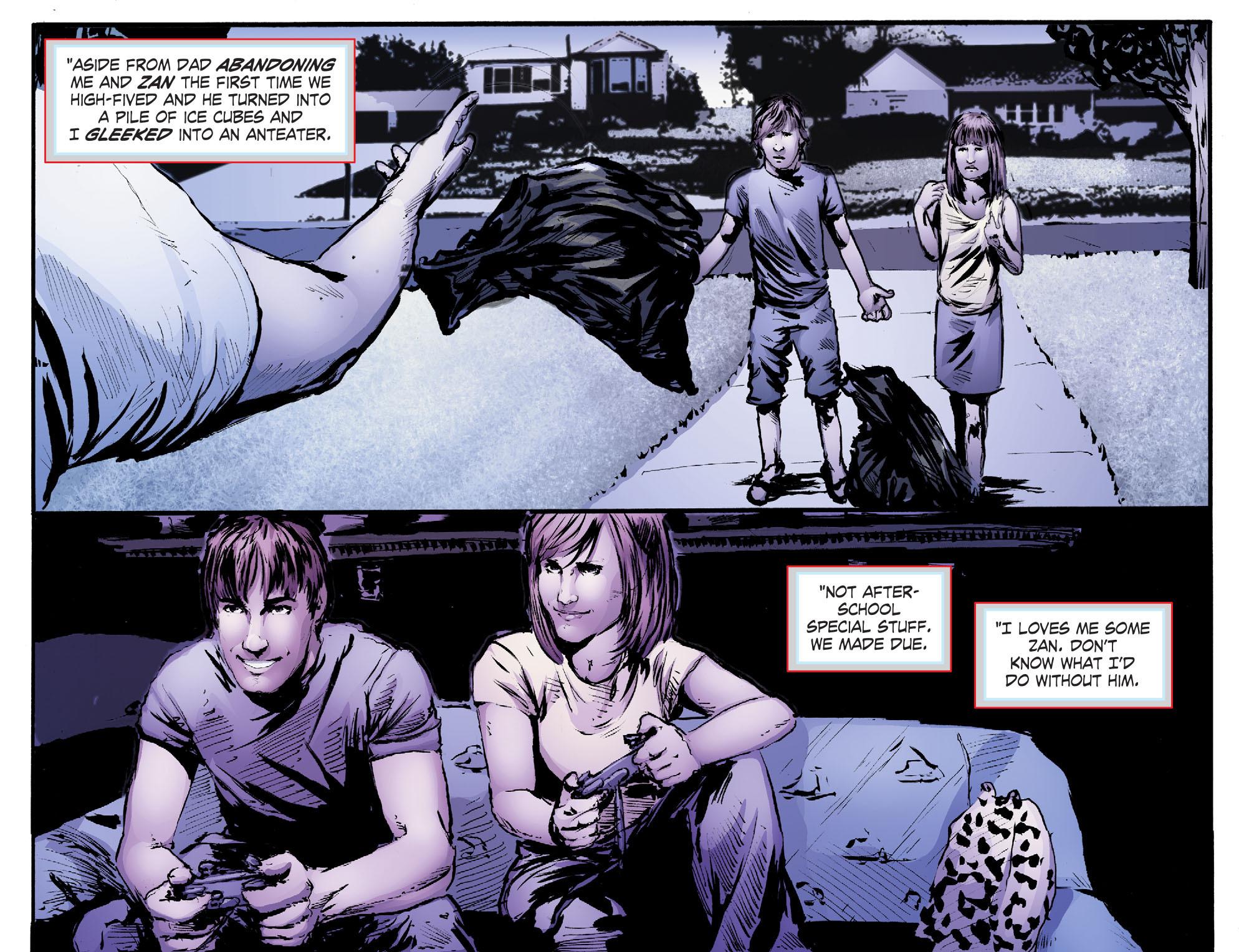 Read online Smallville: Titans comic -  Issue #2 - 11