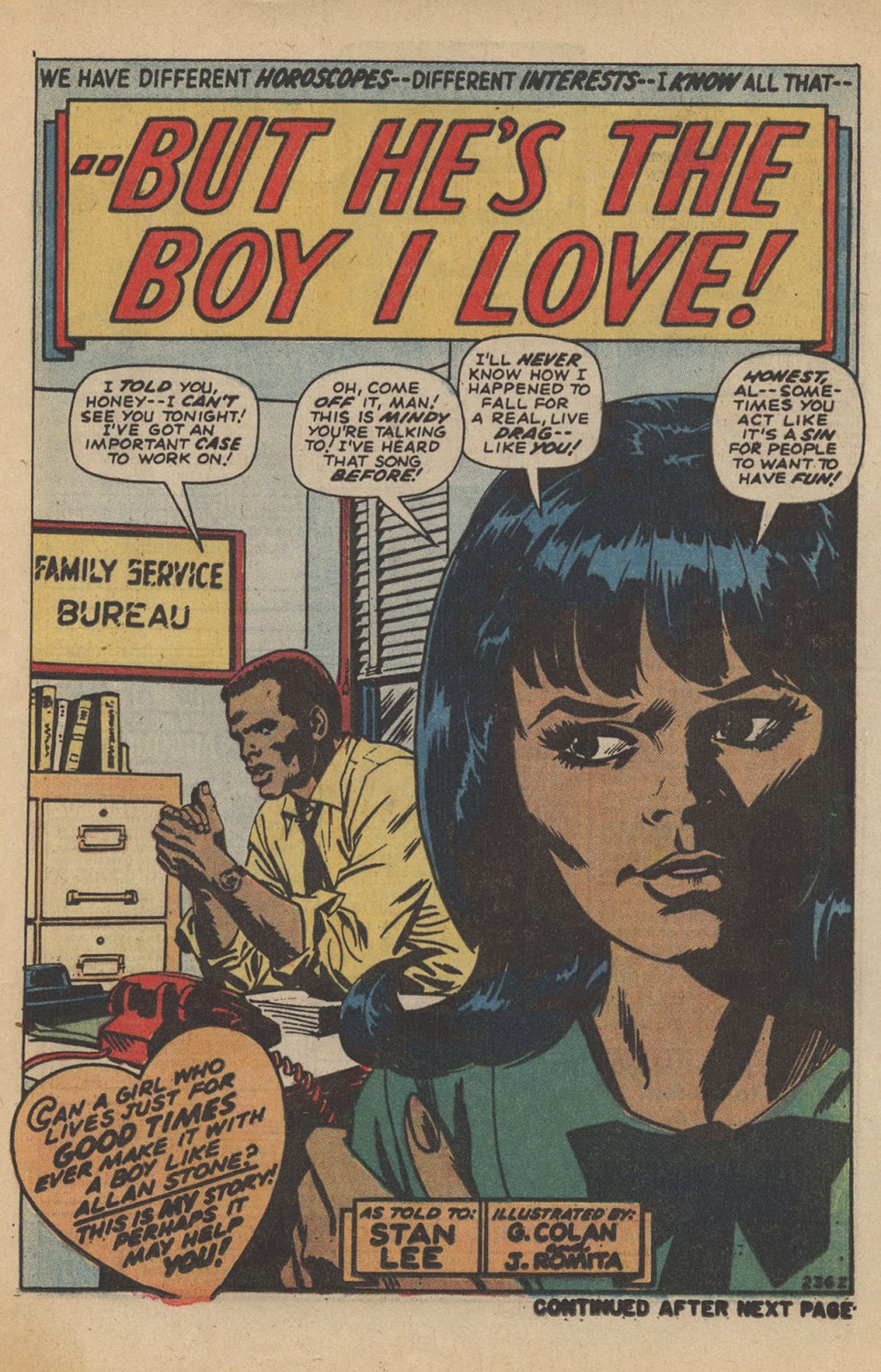 My Love (1969) issue 23 - Page 21