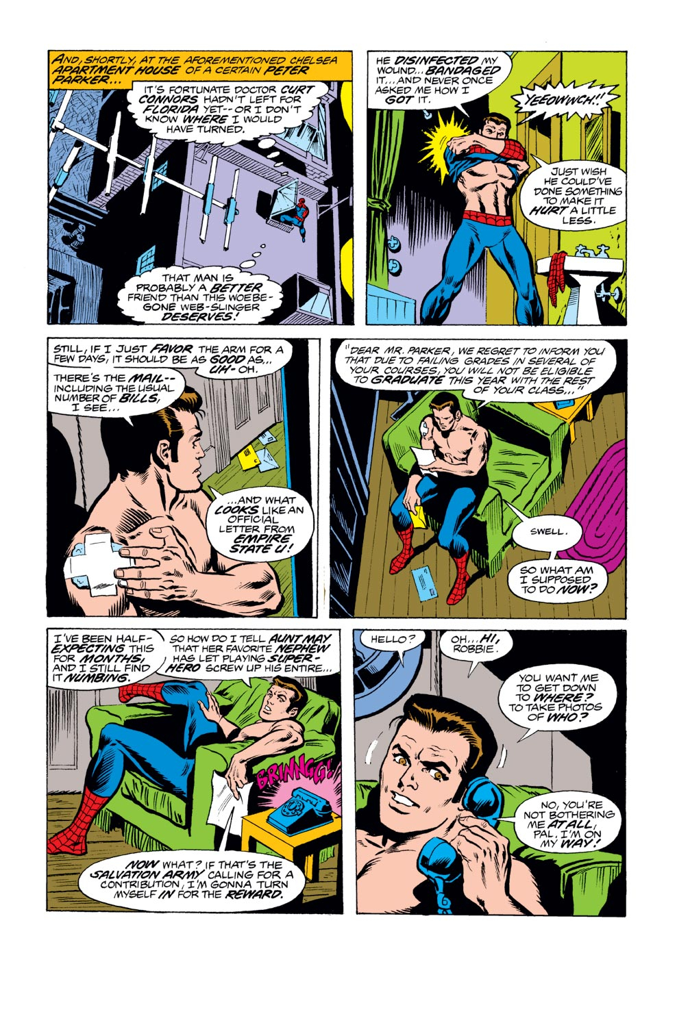 The Amazing Spider-Man (1963) 173 Page 8