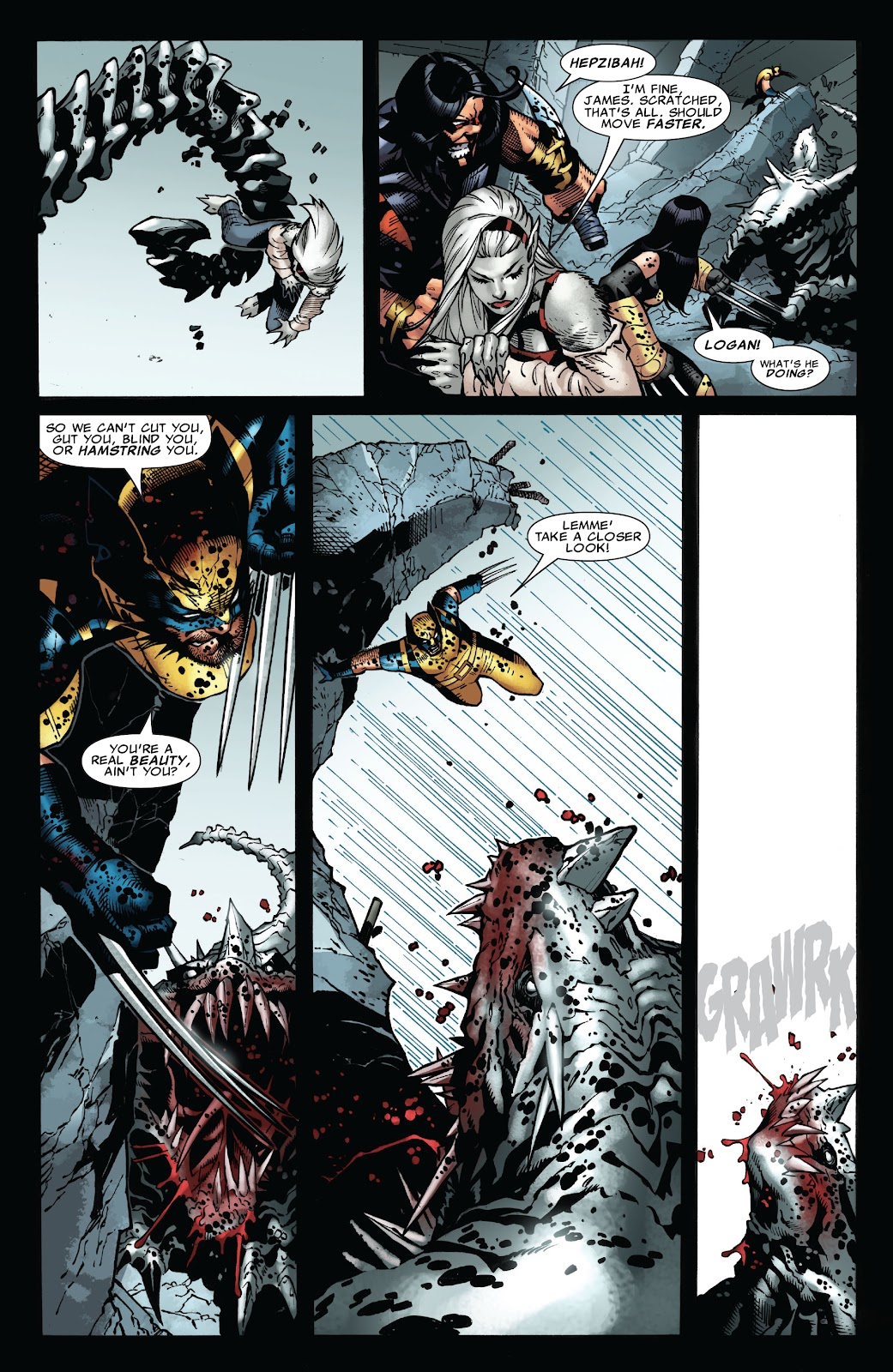X-Men Milestones: Messiah Complex issue TPB_(Part_4) - Page 1