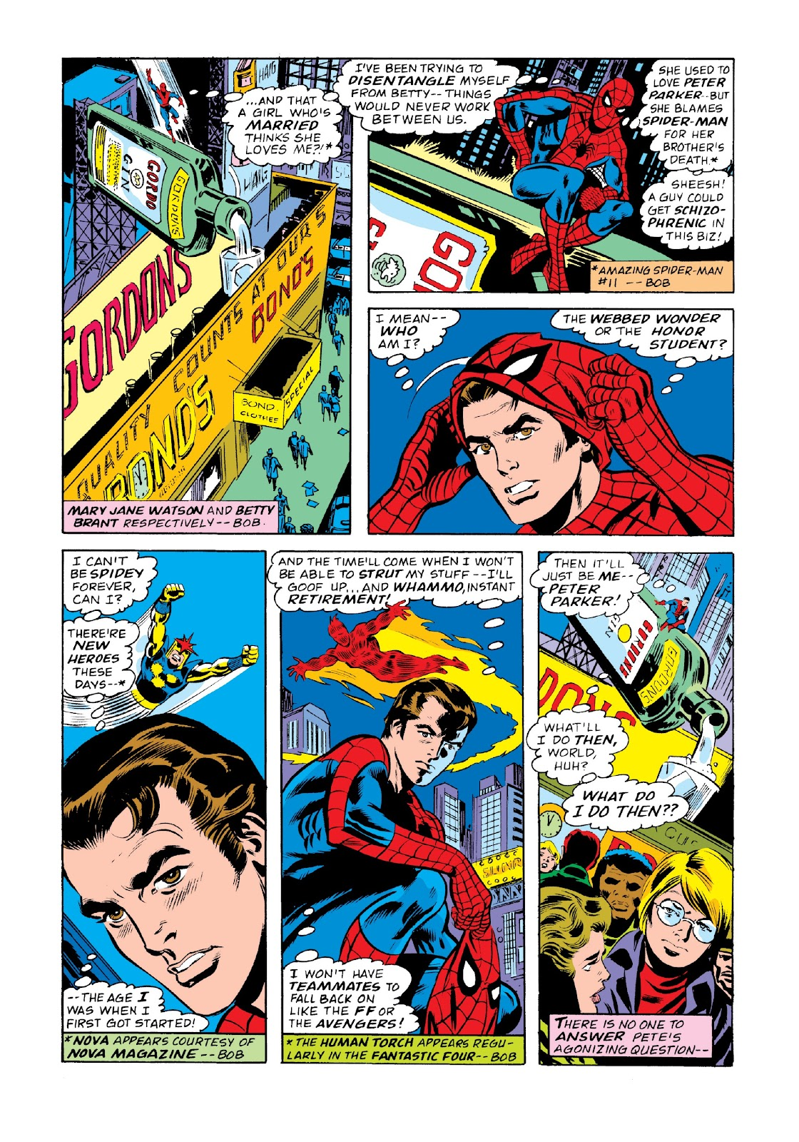 Read online Marvel Masterworks: The Spectacular Spider-Man comic -  Issue # TPB 2 (Part 2) - 78
