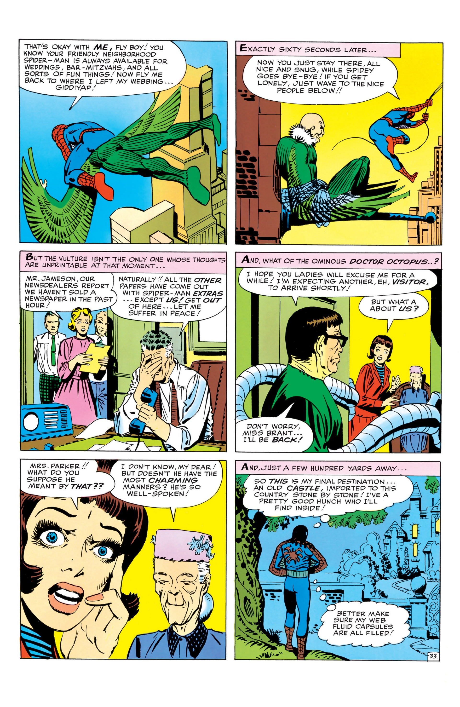 The Amazing Spider-Man (1963) _Annual_1 Page 33