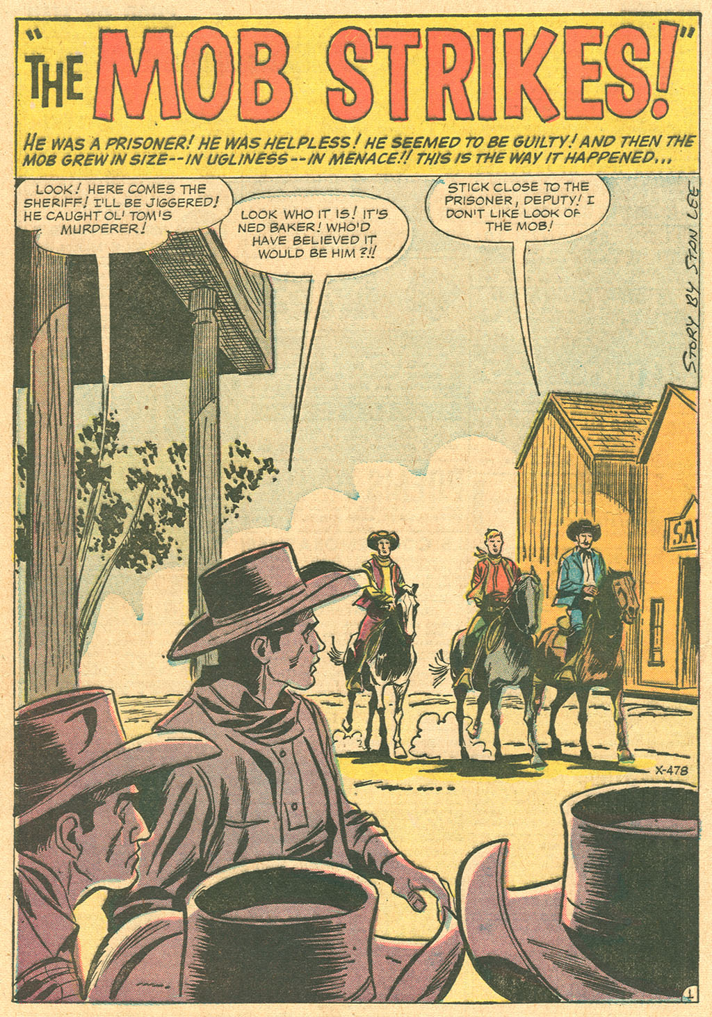 The Rawhide Kid (1955) issue 37 - Page 28