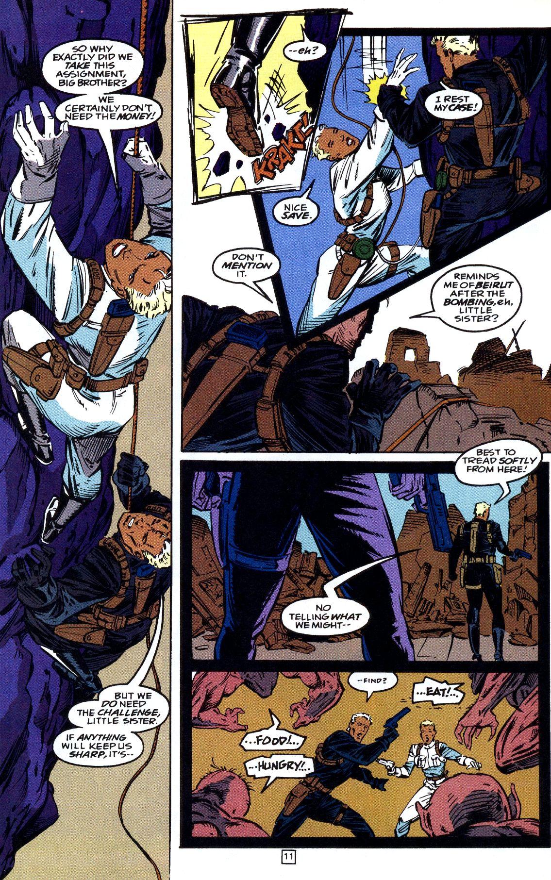 Read online Gunfire comic -  Issue #7 - 15